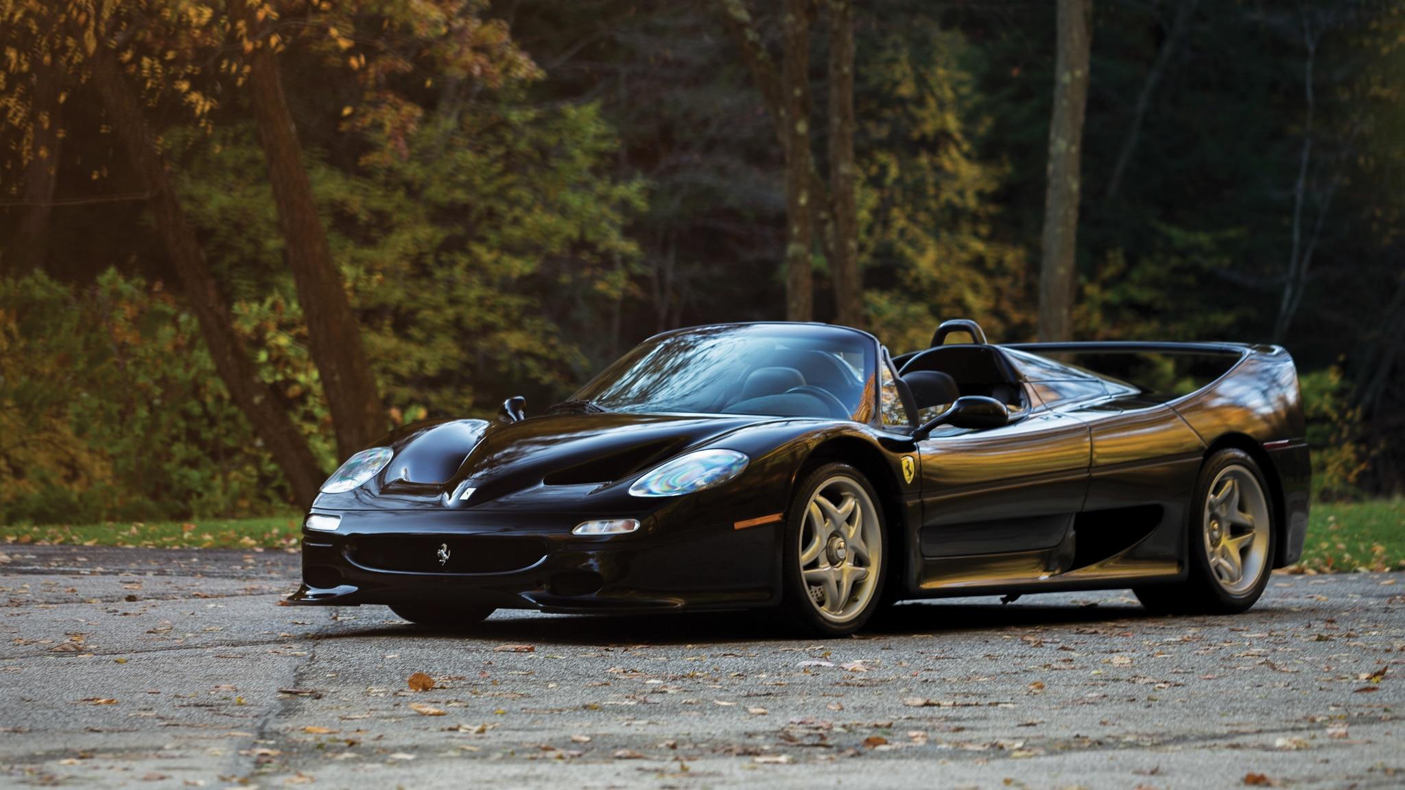 The Ferrari F50 History Generations Specs And More