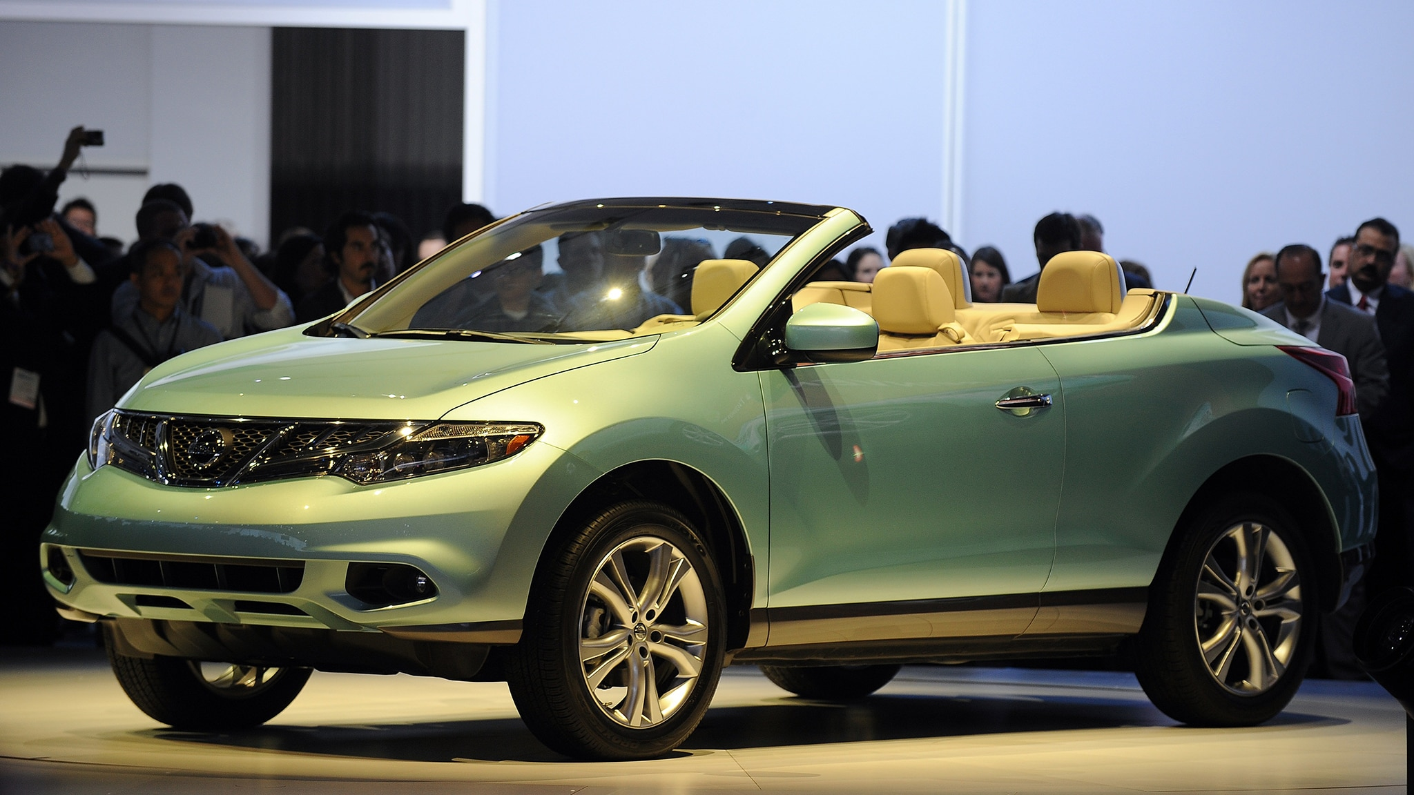 A Brief History Of The Nissan Murano Crosscabriolet