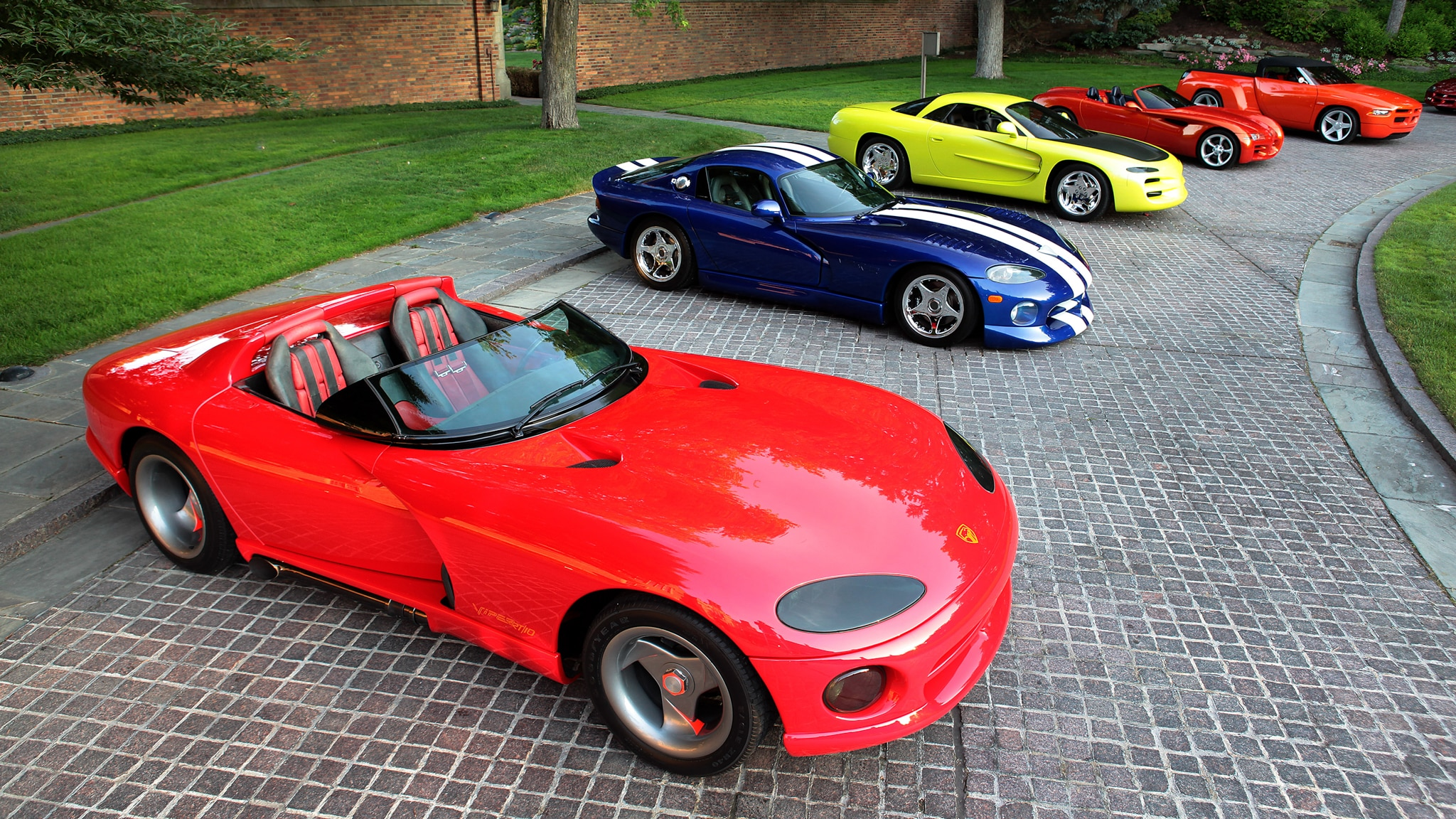 The Dodge Viper History Generations Models And More
