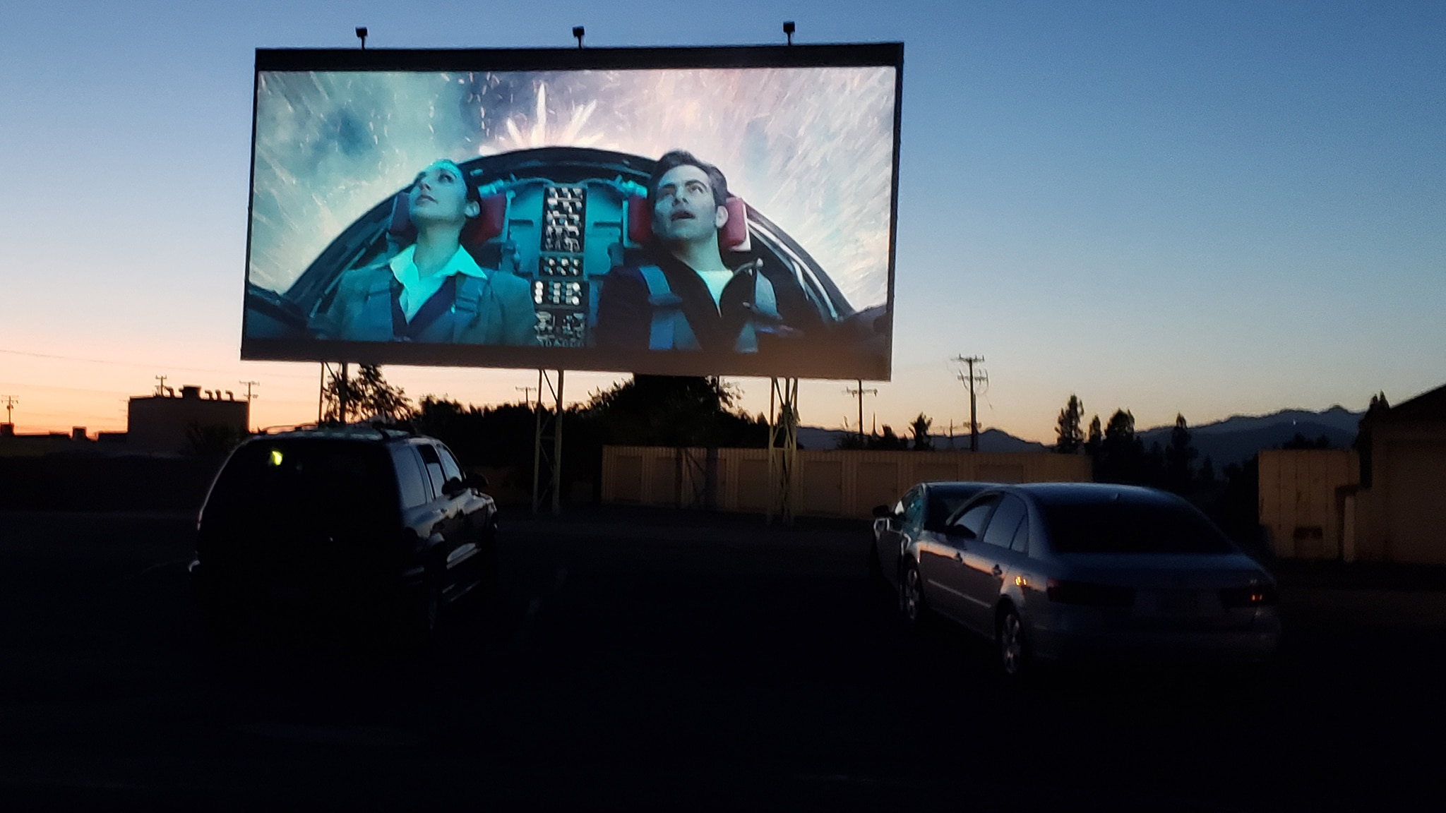 Still A Fun Time A Night At The Drive In 2020 Style