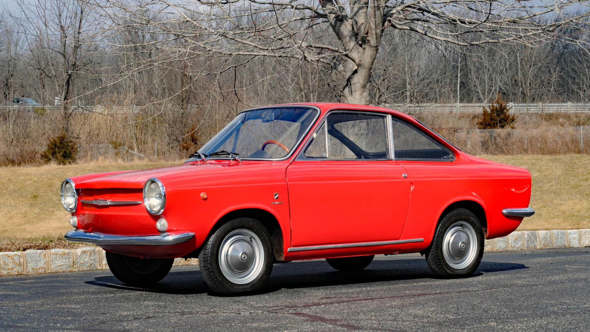 Fiat Moretti 500 Sells for $10,500 at Bring a Trailer: Weekly Auction Roundup