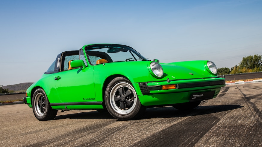 A Brief History Of The Porsche 911 Targa Remember When Convertibles Seemed Doomed