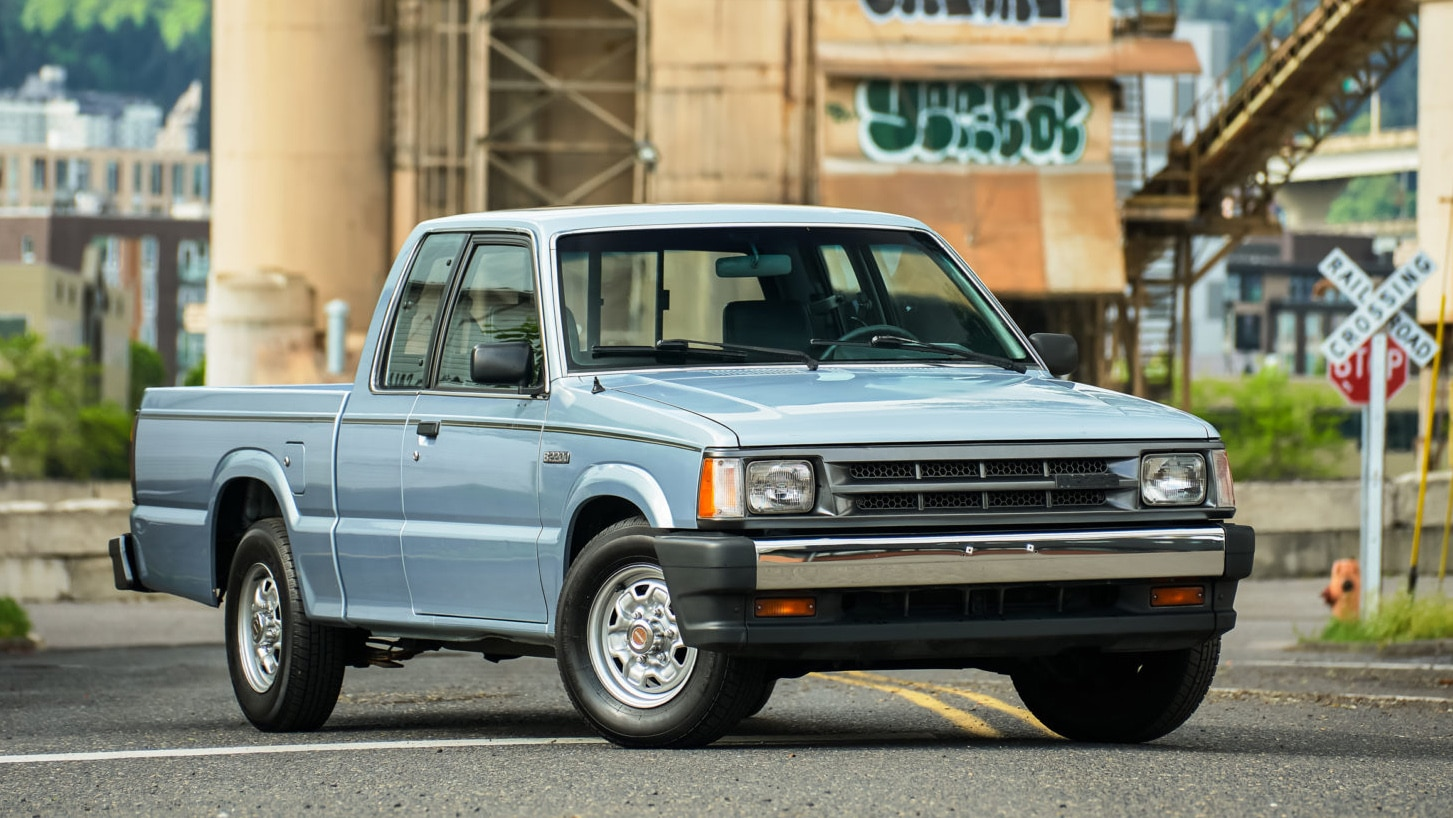 Mazda S Humble Pickup Hero The B Series Deserves Your Respect