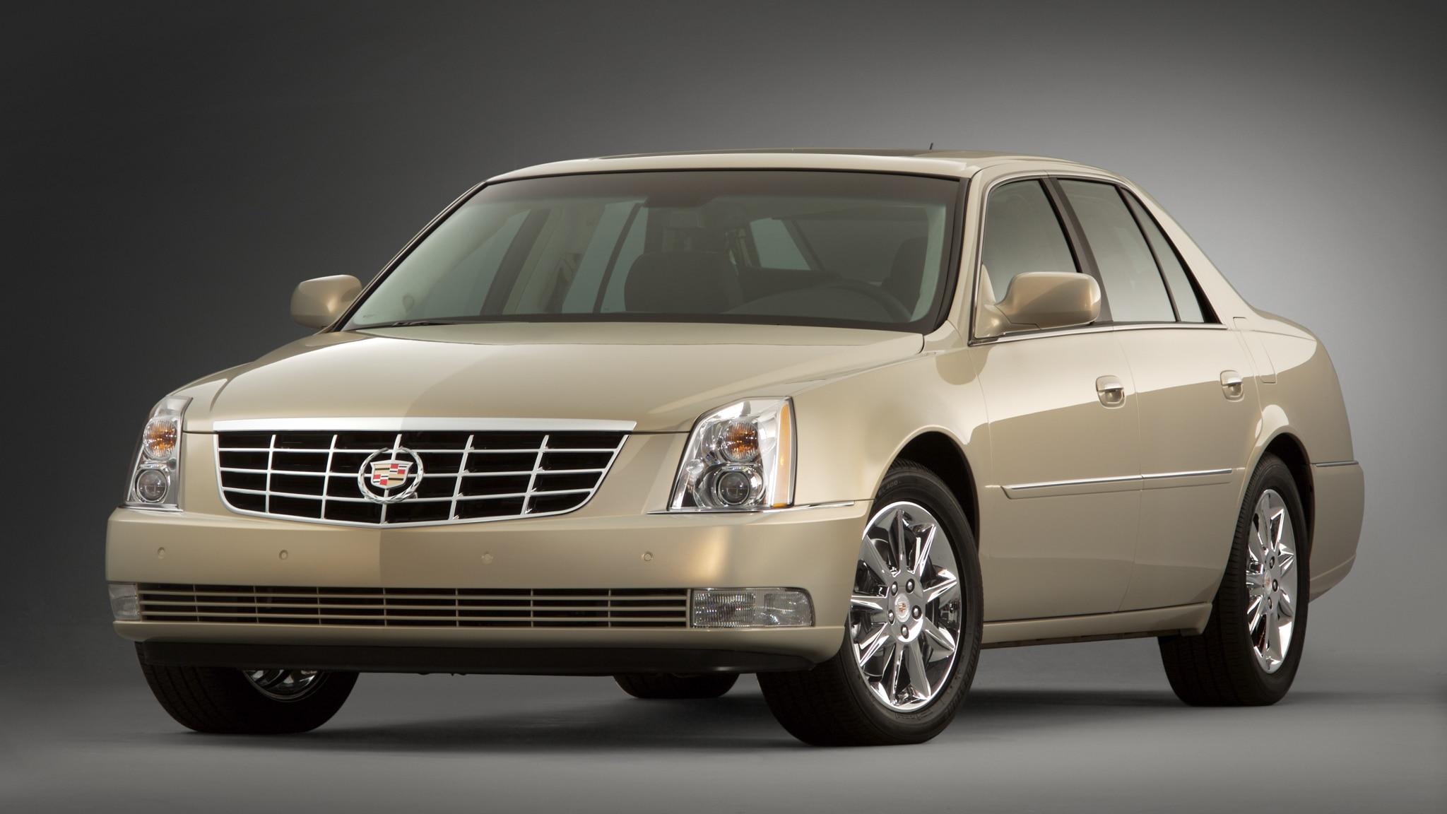 2021 Cadillac Dts Spesification
