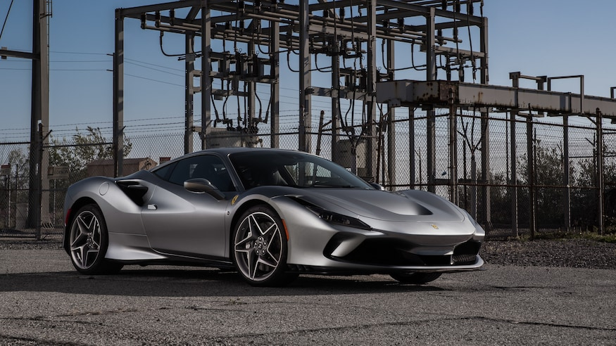 Test Drive 10 Cool Things You Didn T Know About The Ferrari F8 Tributo