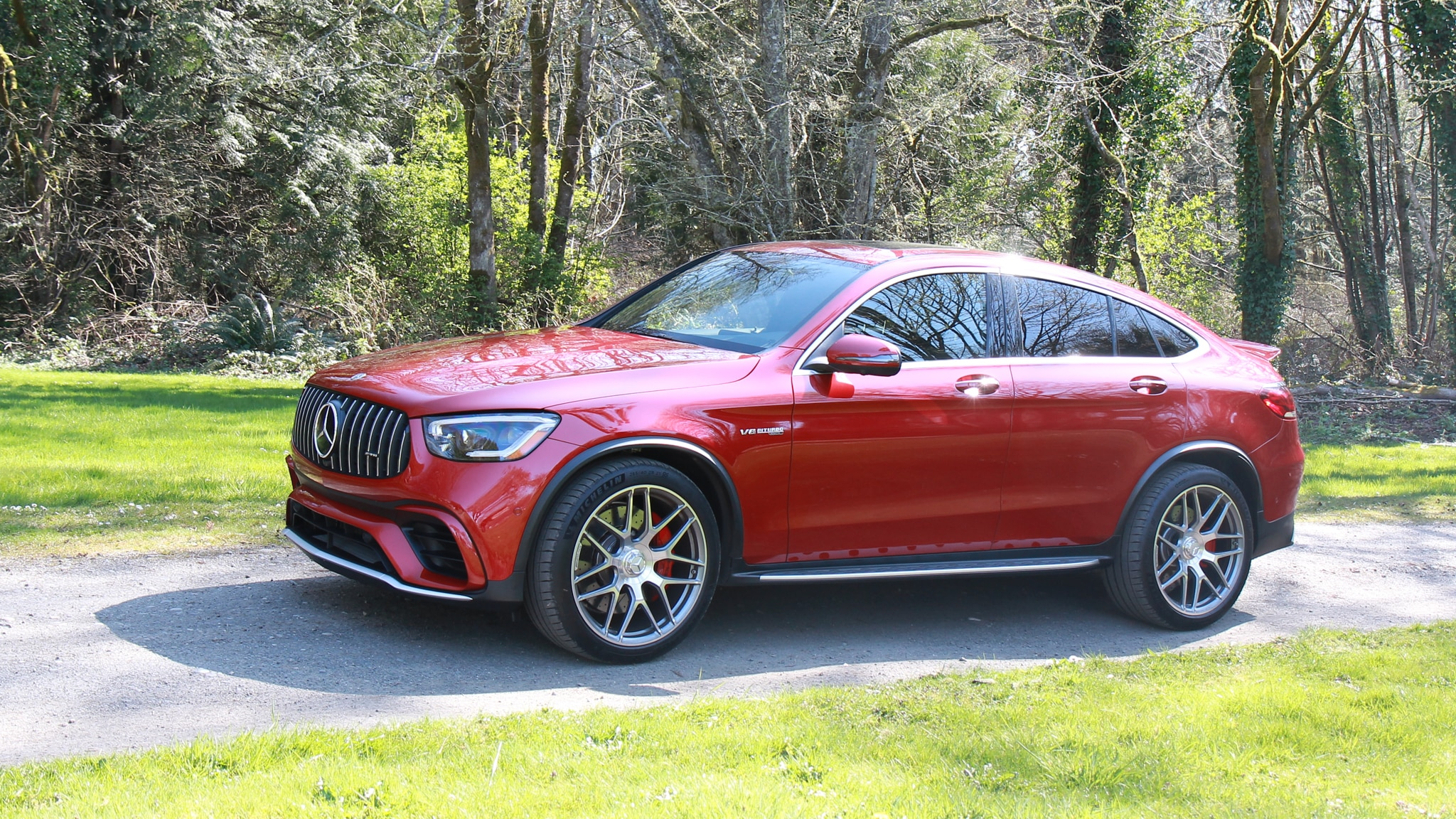 Mercedes Los Angeles >> 2020 Mercedes-AMG GLC 63 S Coupe: Five Things to Love