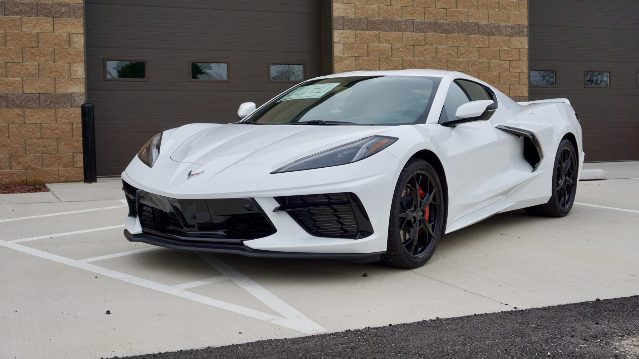 2020 Chevy C8 Corvette Z51 Sells For 12 000 More Than Msrp On Bring A Trailer