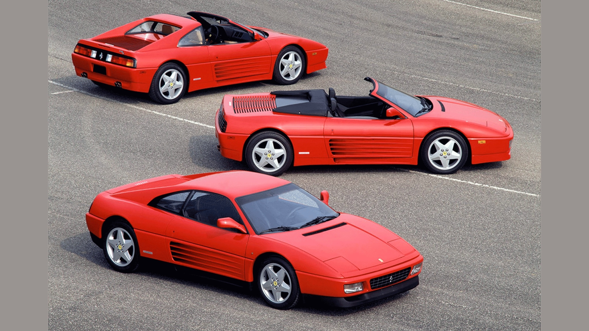 Ferrari 348: History, Photos, Generations, Specifications