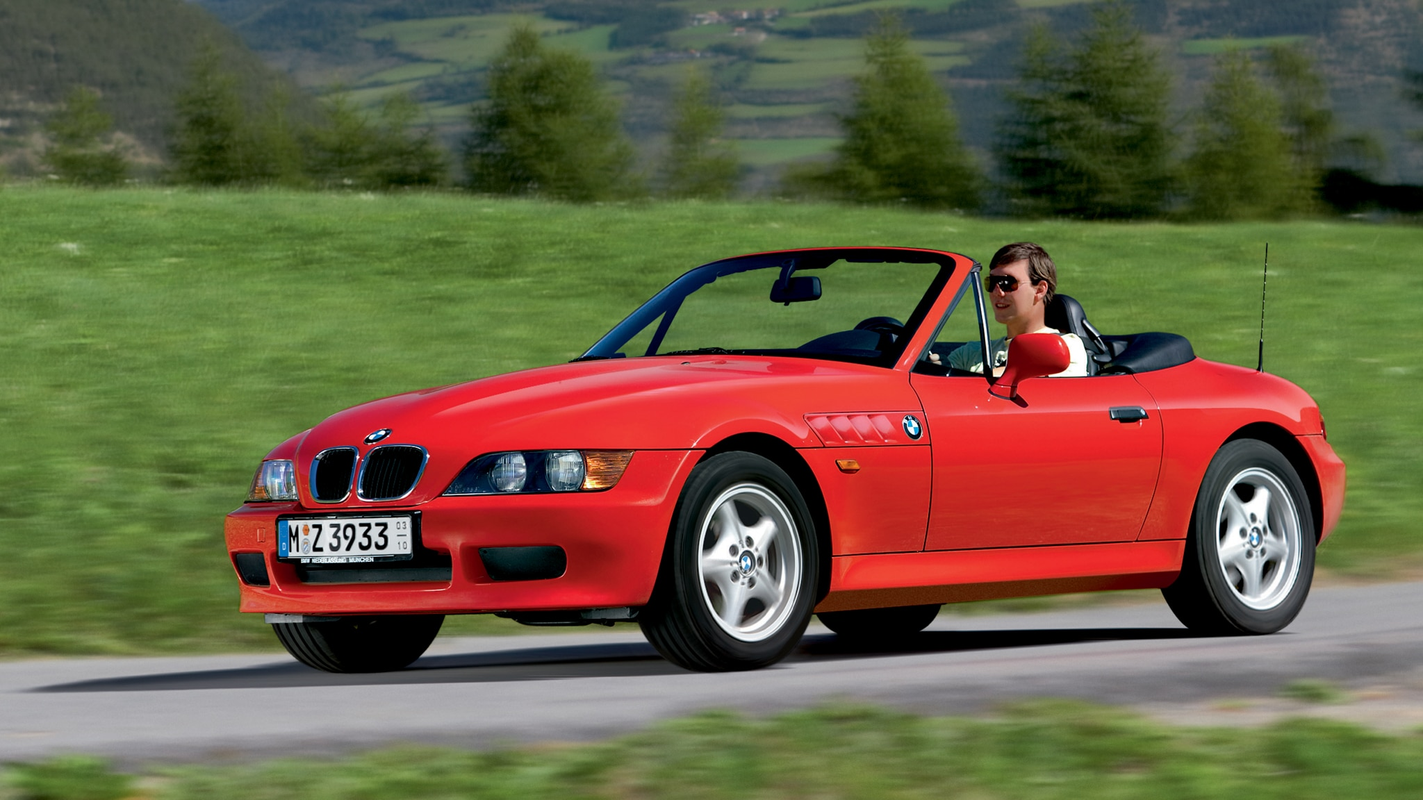 The Bmw Z3 History Generations Specifications