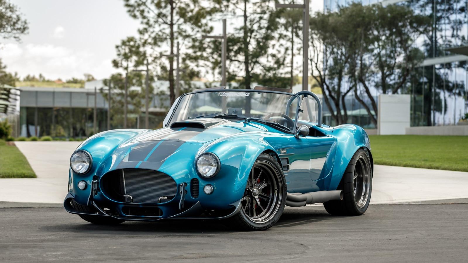Что Вы испытываете когда видете Superformance MKIII-R Cobra New-Age Aero?