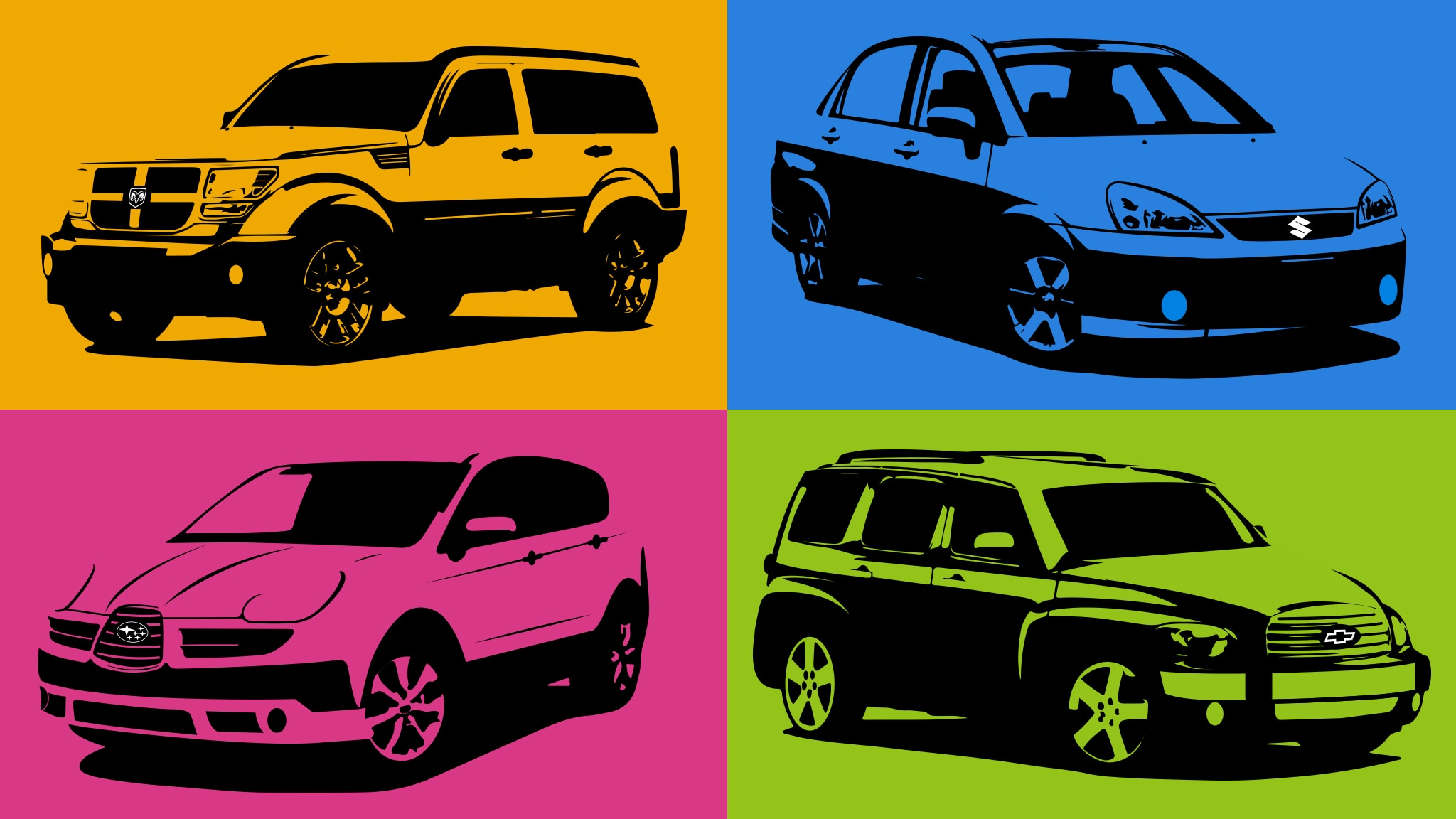 The Ugliest Cars of the 2000s