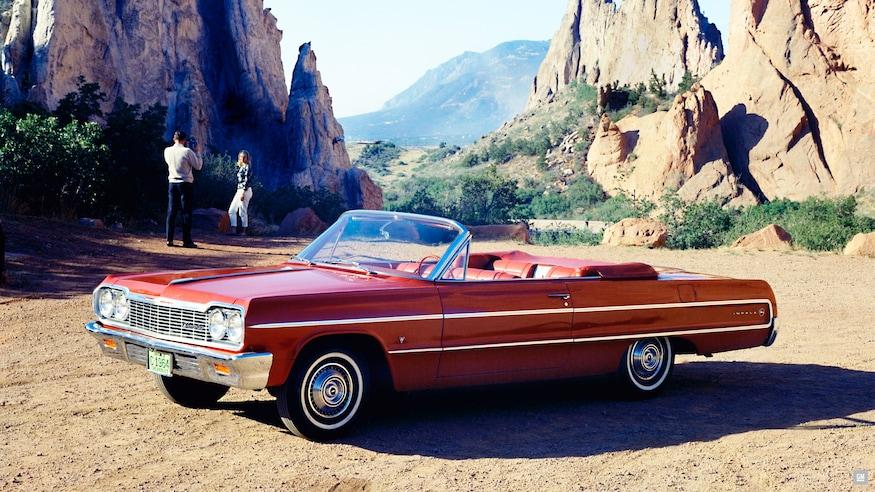 1964 Chevrolet Impala Conv