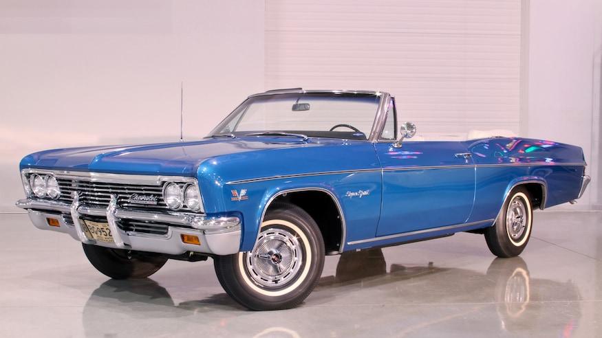 1966 Chevrolet Impala SS1