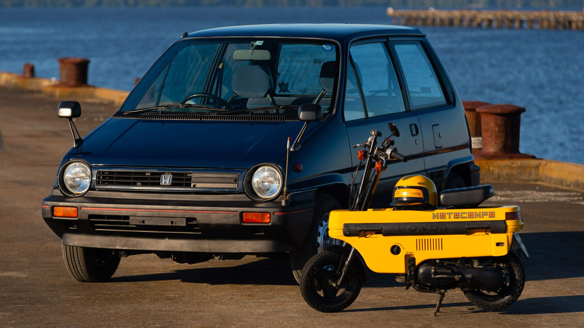 1984 Honda City Motocompo 11.'