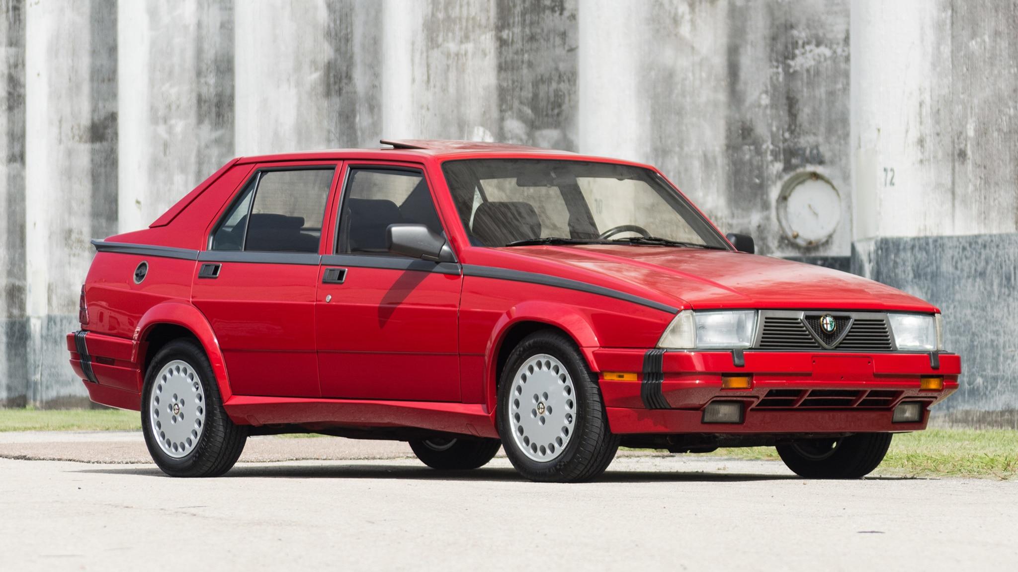 The Alfa Romeo Milano History Variants Specifications