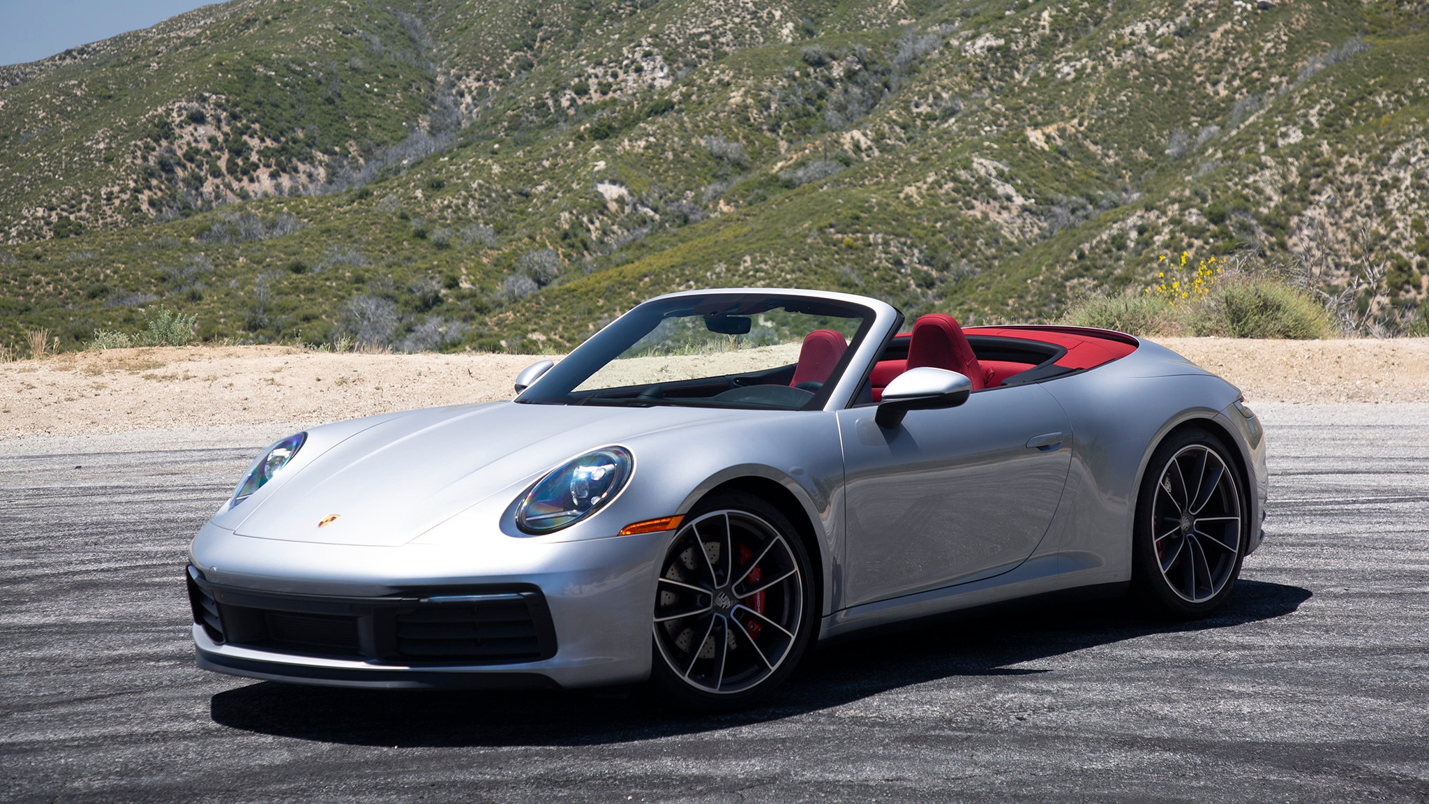 Driven Why The 2020 Porsche Carrera S Cabriolet Is The Ideal Weekend Weapon