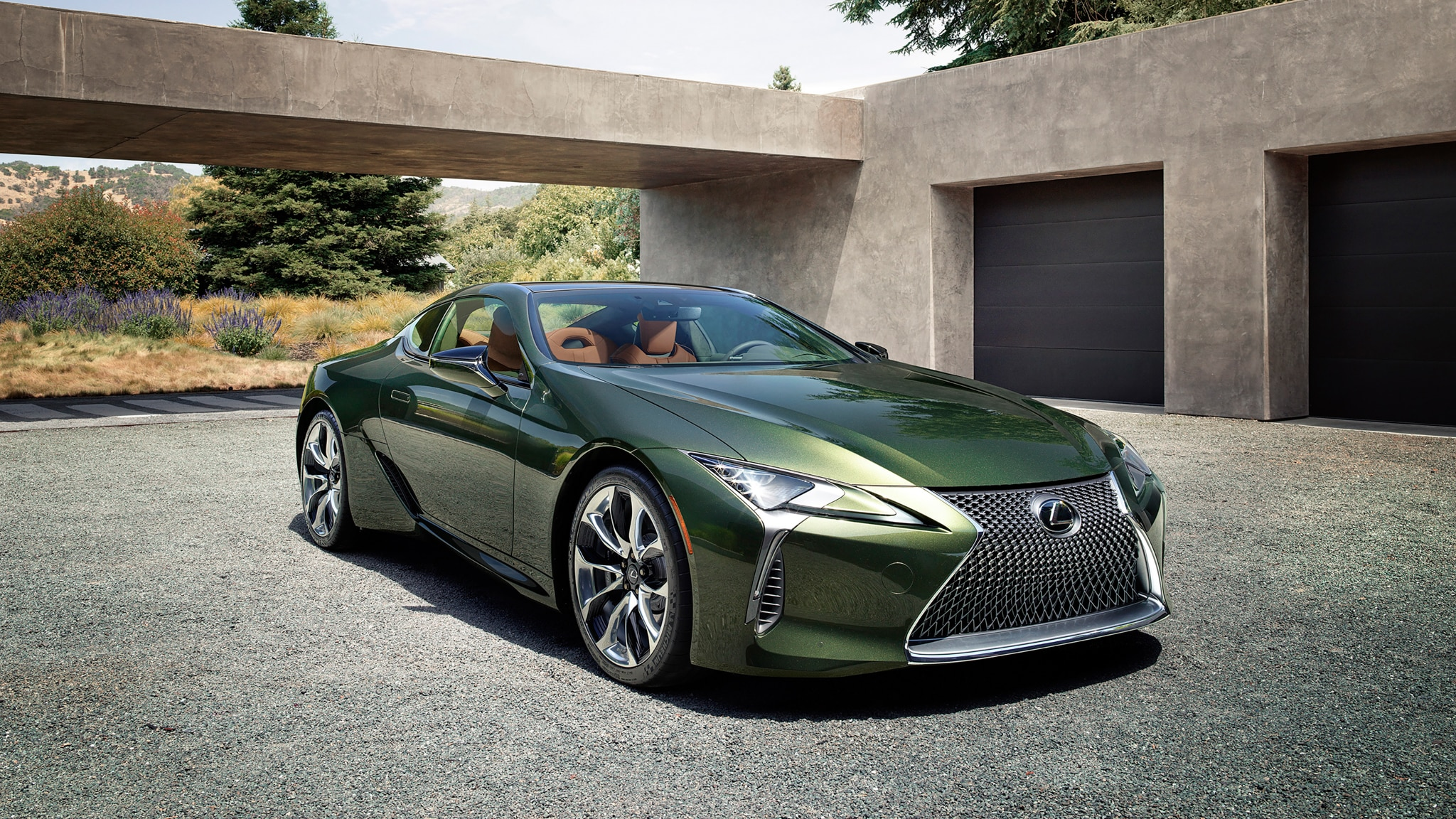 Driven 2020 Lexus Lc500 Inspiration Series Satisfies Us And Then Some