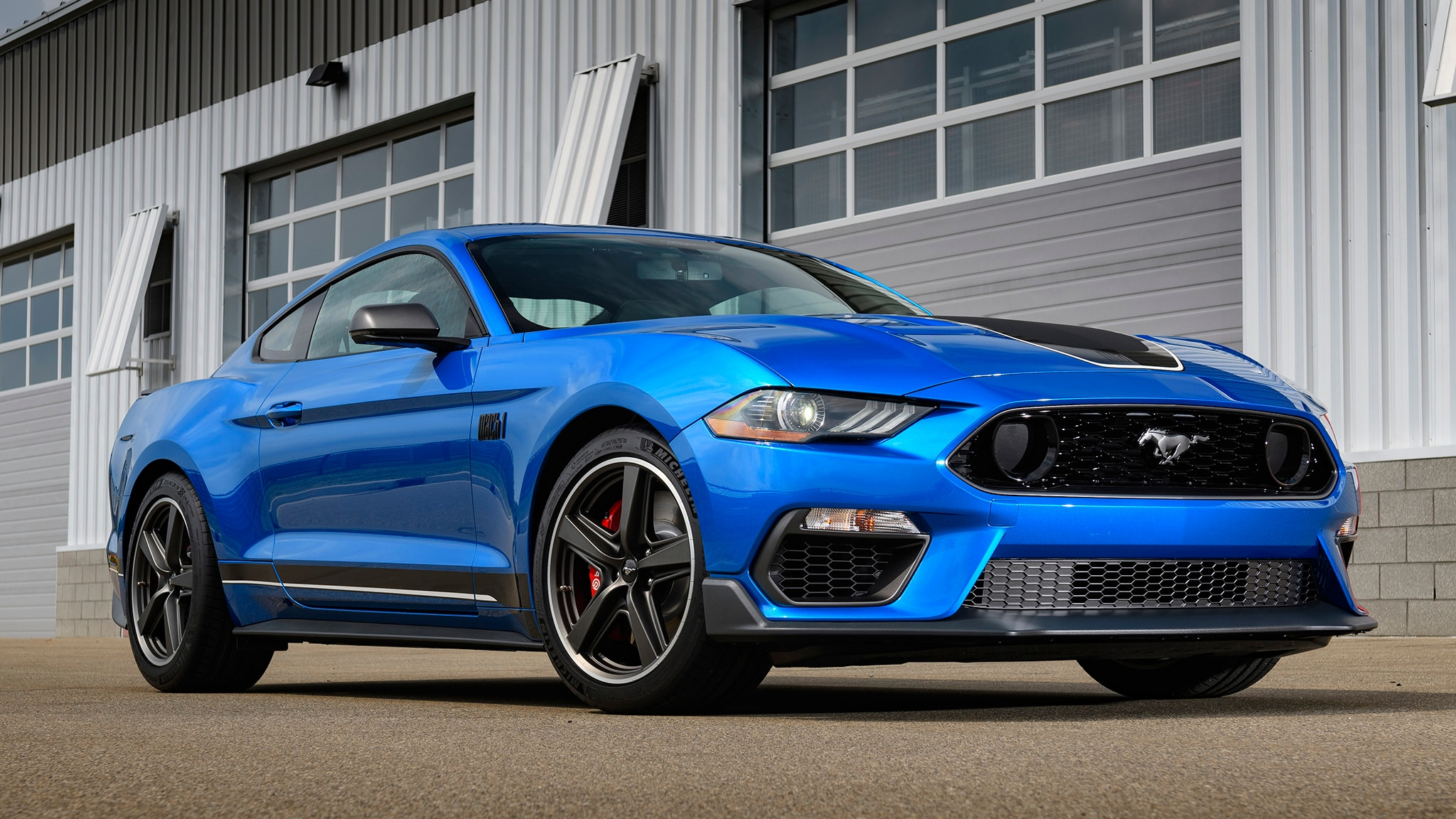 Cars Com Chicago >> 2021 Ford Mustang Mach E: A Look at Its Retro Design Cues