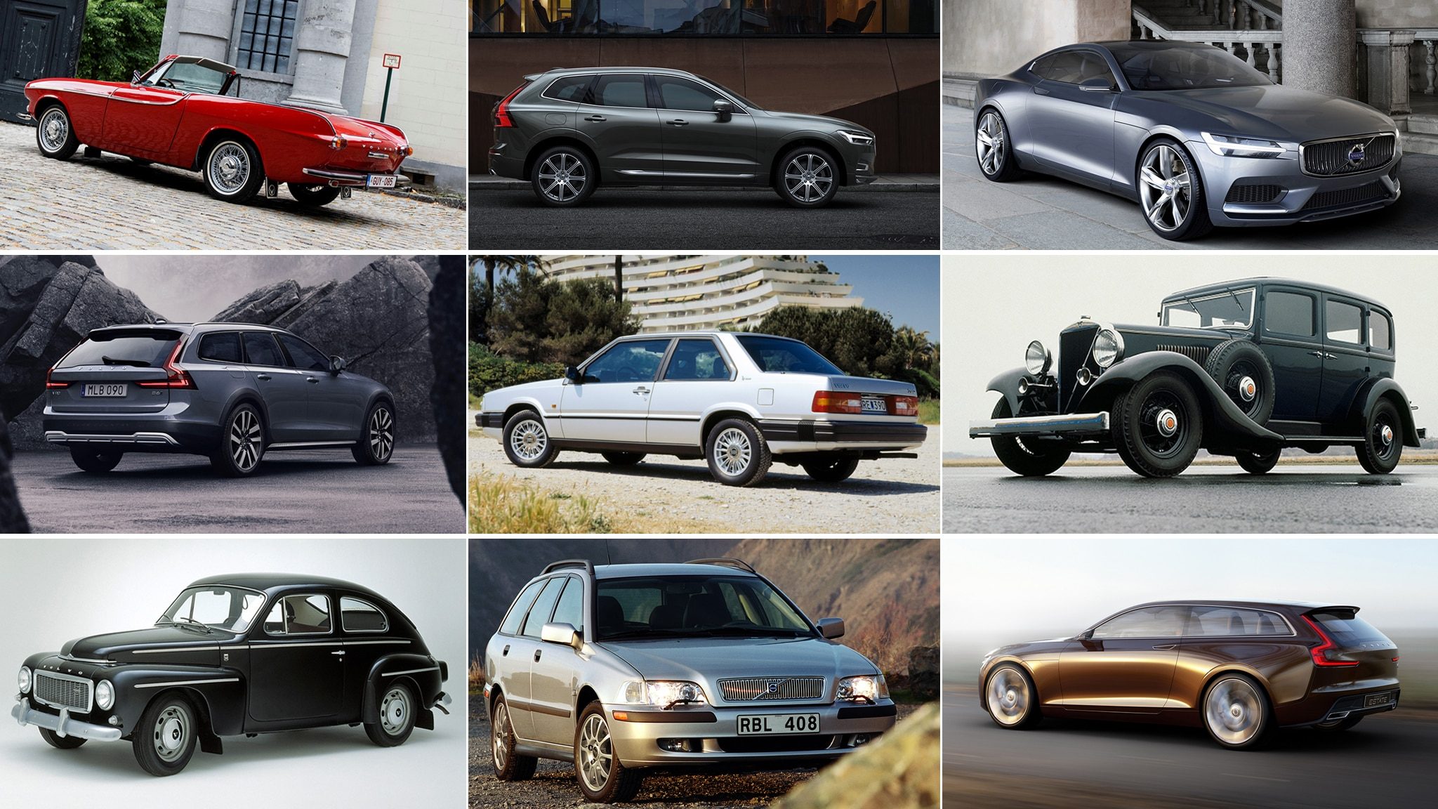 Not Always Boring The Best Looking Volvo Cars Of All Time