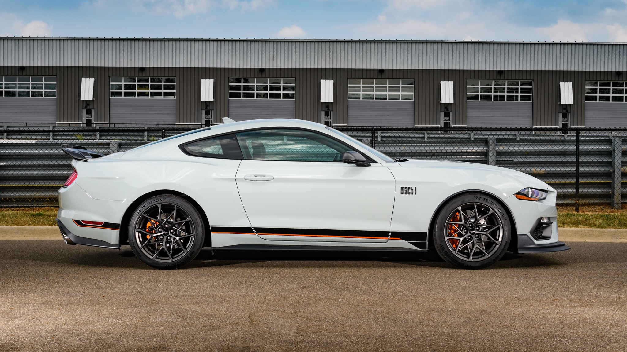 "the new 2021 ford mustang mach 1 the ""pinnacle of"
