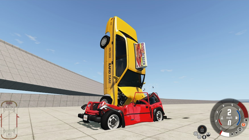 Beamng Drive The Driving Simulator For The Rest Of Us