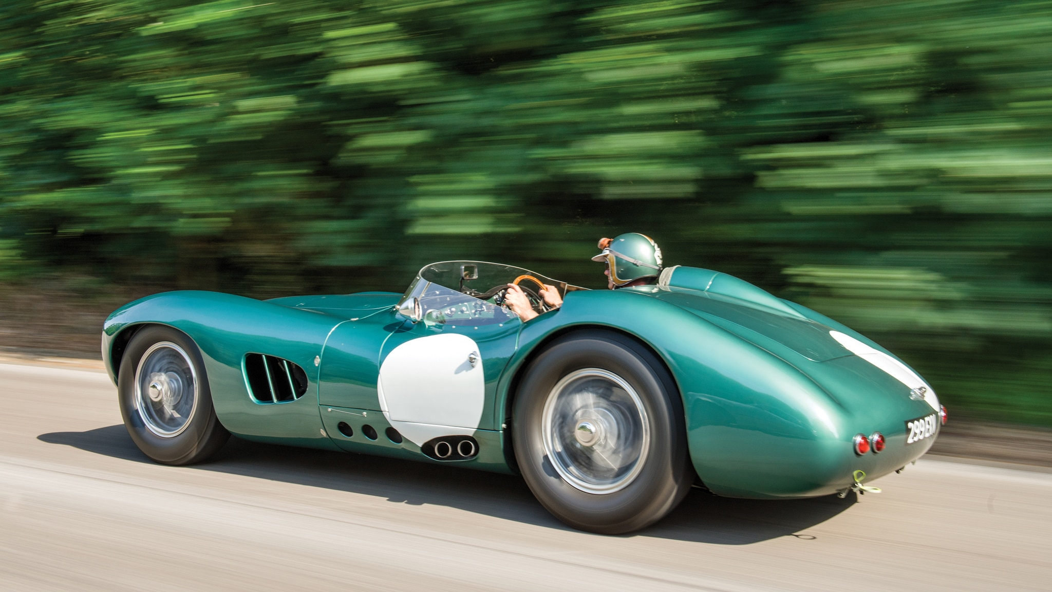 Five of the Best, Most Beautiful Sports Cars of the 1950s