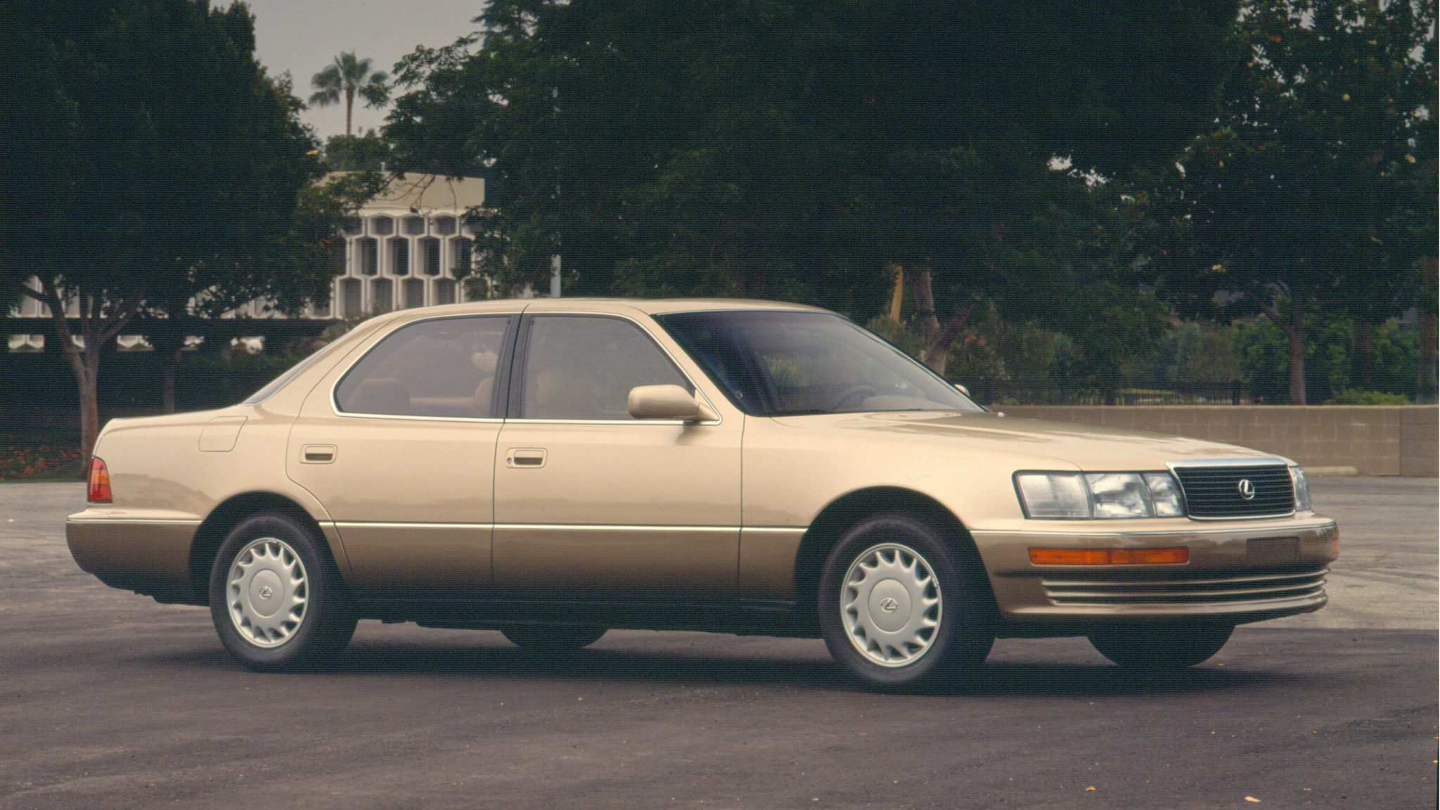 The Lexus Ls History Generations Specifications