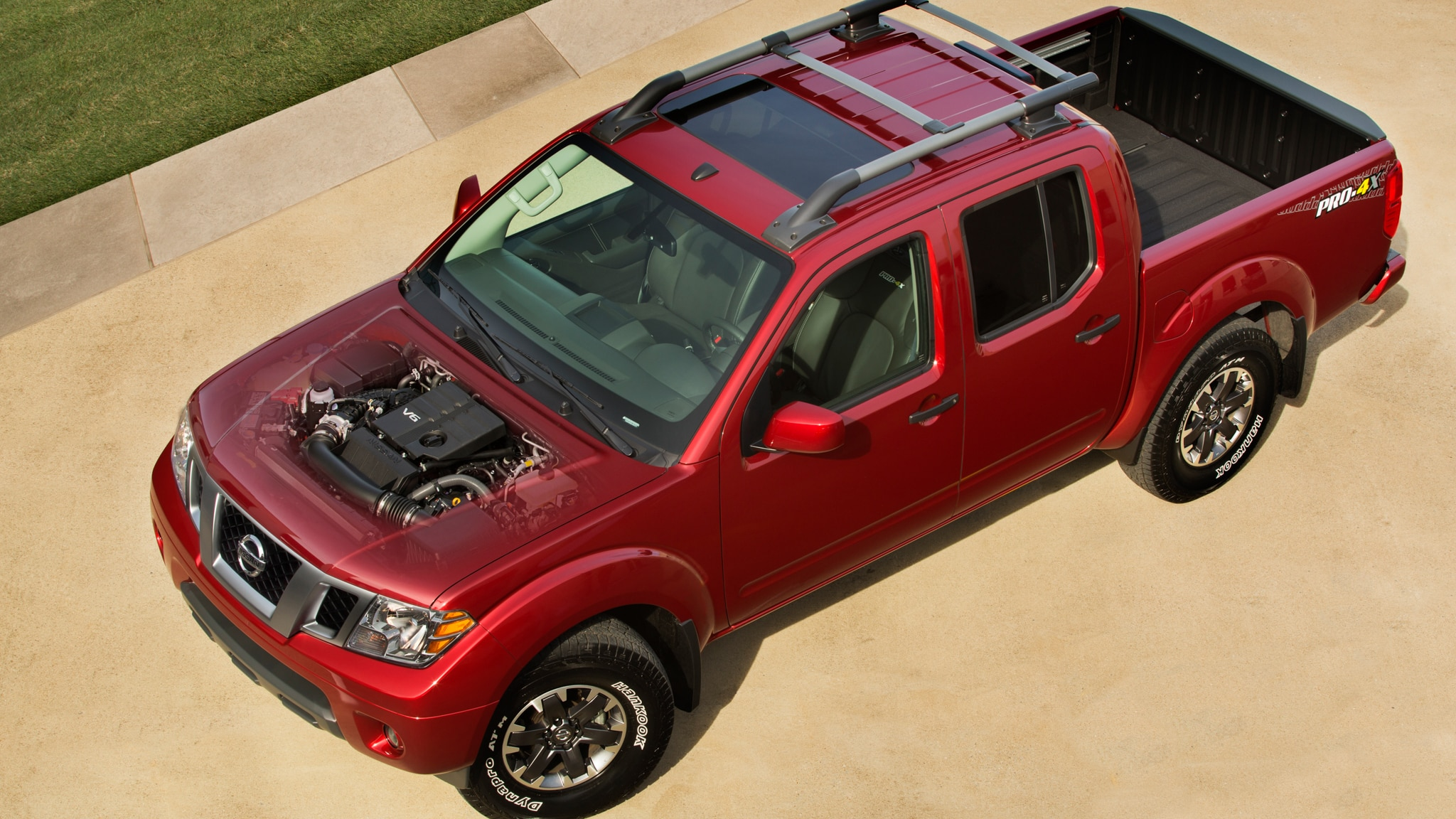Dead Truck Walking Test Drive The 2020 Nissan Frontier Has Some Goodness Up Its Sleeve