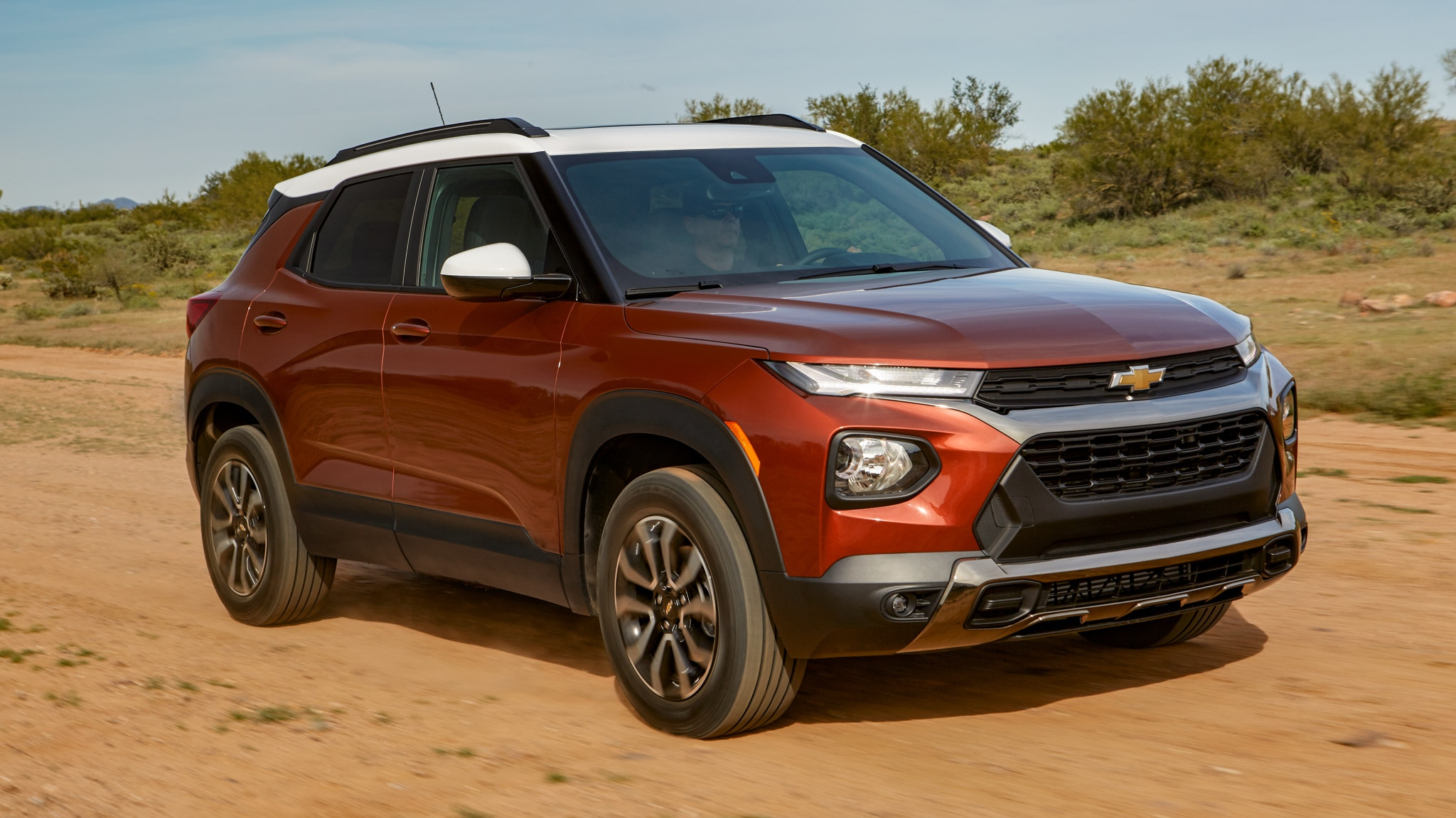 first drive 2021 chevrolet trailblazer