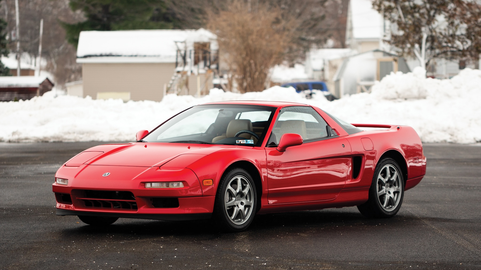 The Acura Nsx History Of An Icon