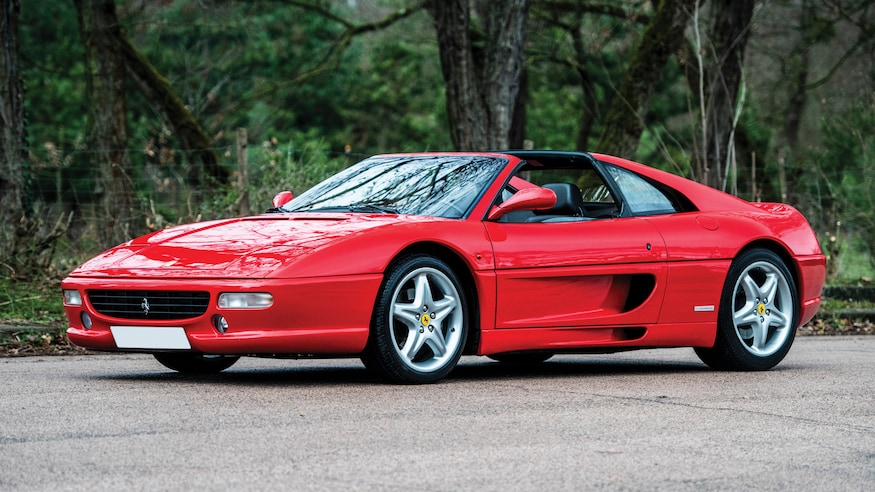 Market Watch Want To Buy A 1995 99 Ferrari F355 Here S What You Must Know