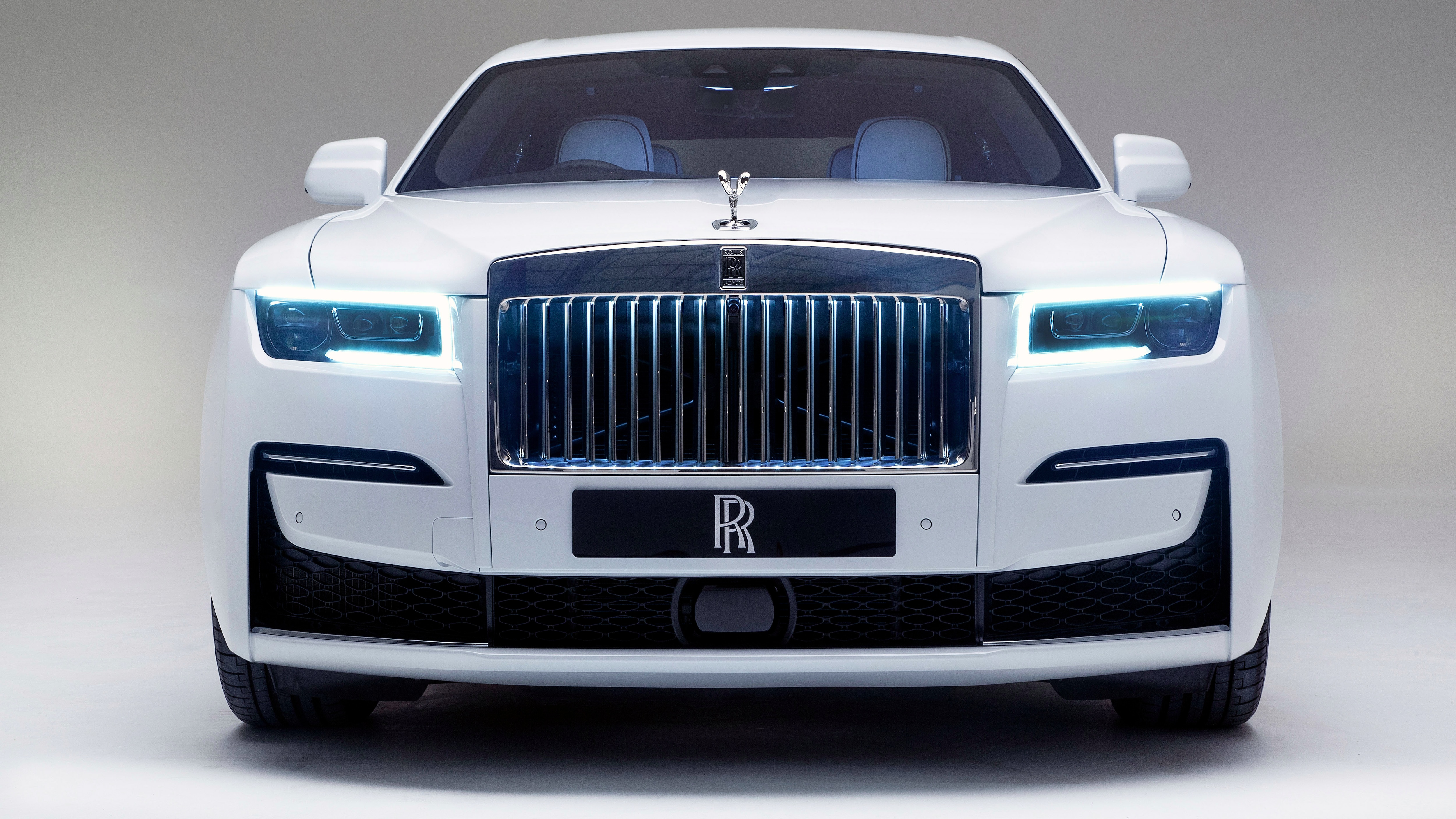 All New 2021 Rolls Royce Ghost Gets More Tech Less Ostentatious Design