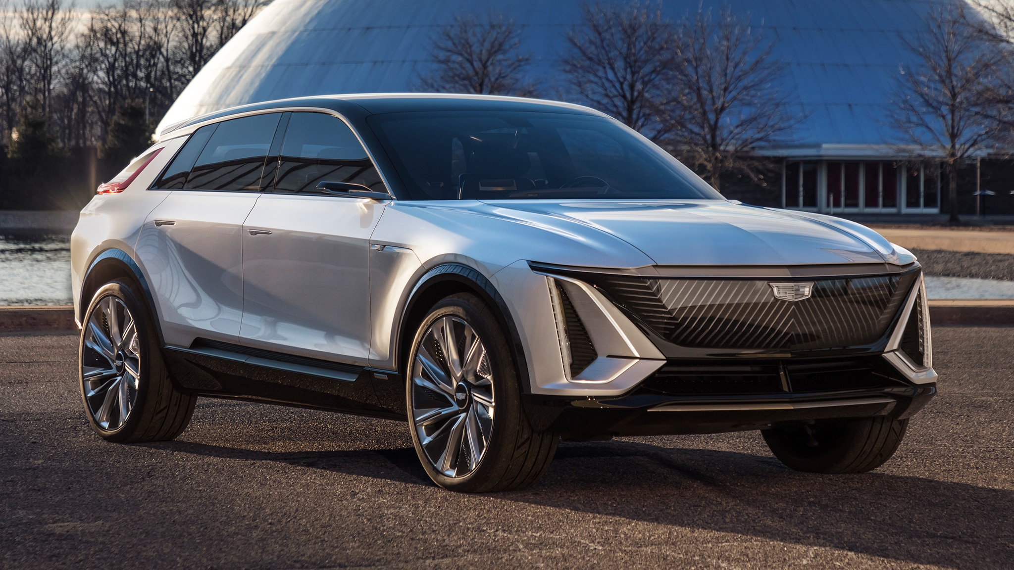 2023 Cadillac Lyriq Electric SUV Unveiled