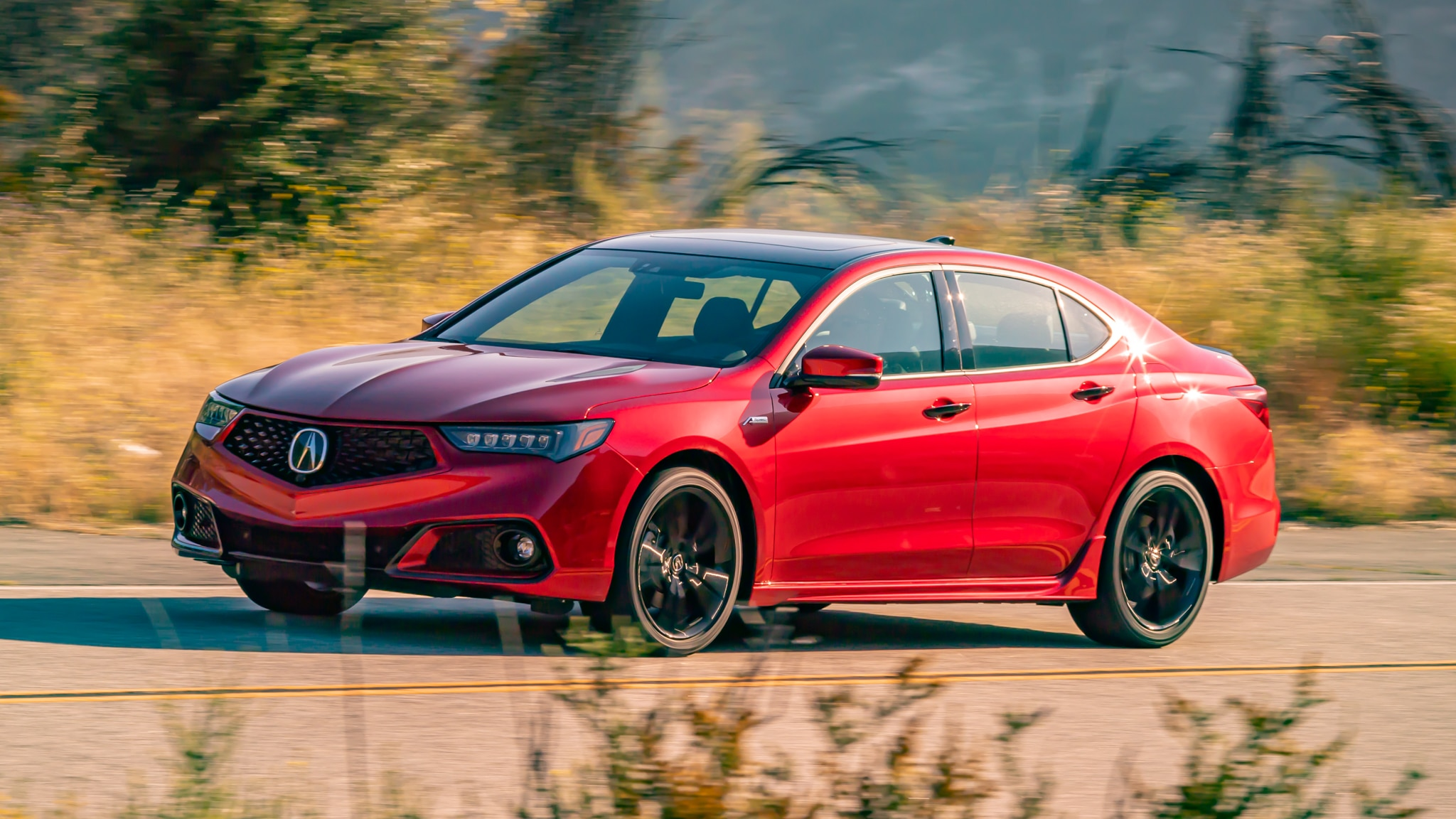 tested: the 2020 acura tlx pmc edition is worth your attention