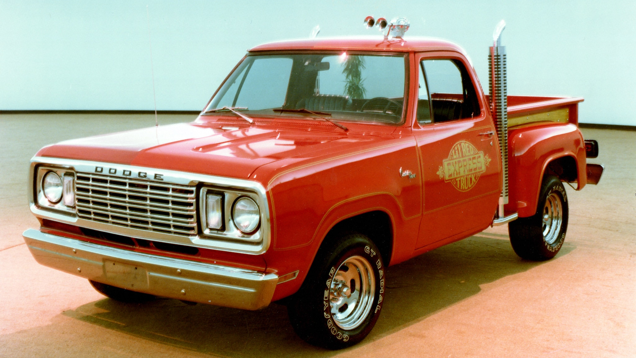 Eight Amazing Dodge And Ram Trucks That Came Before Trx
