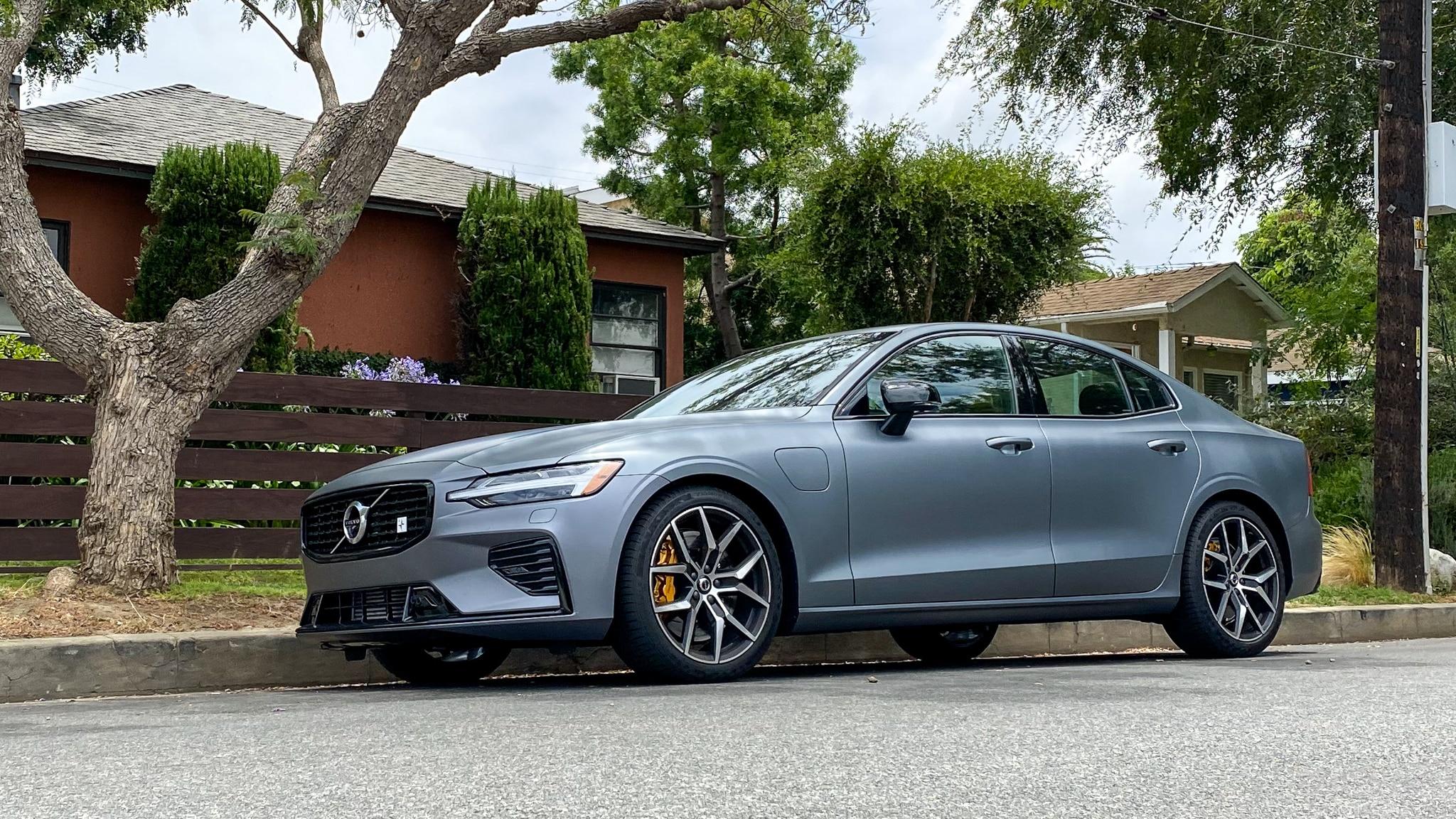 2020 Volvo S60 T8 E Awd Polestar Engineered Test Drive News Akmi