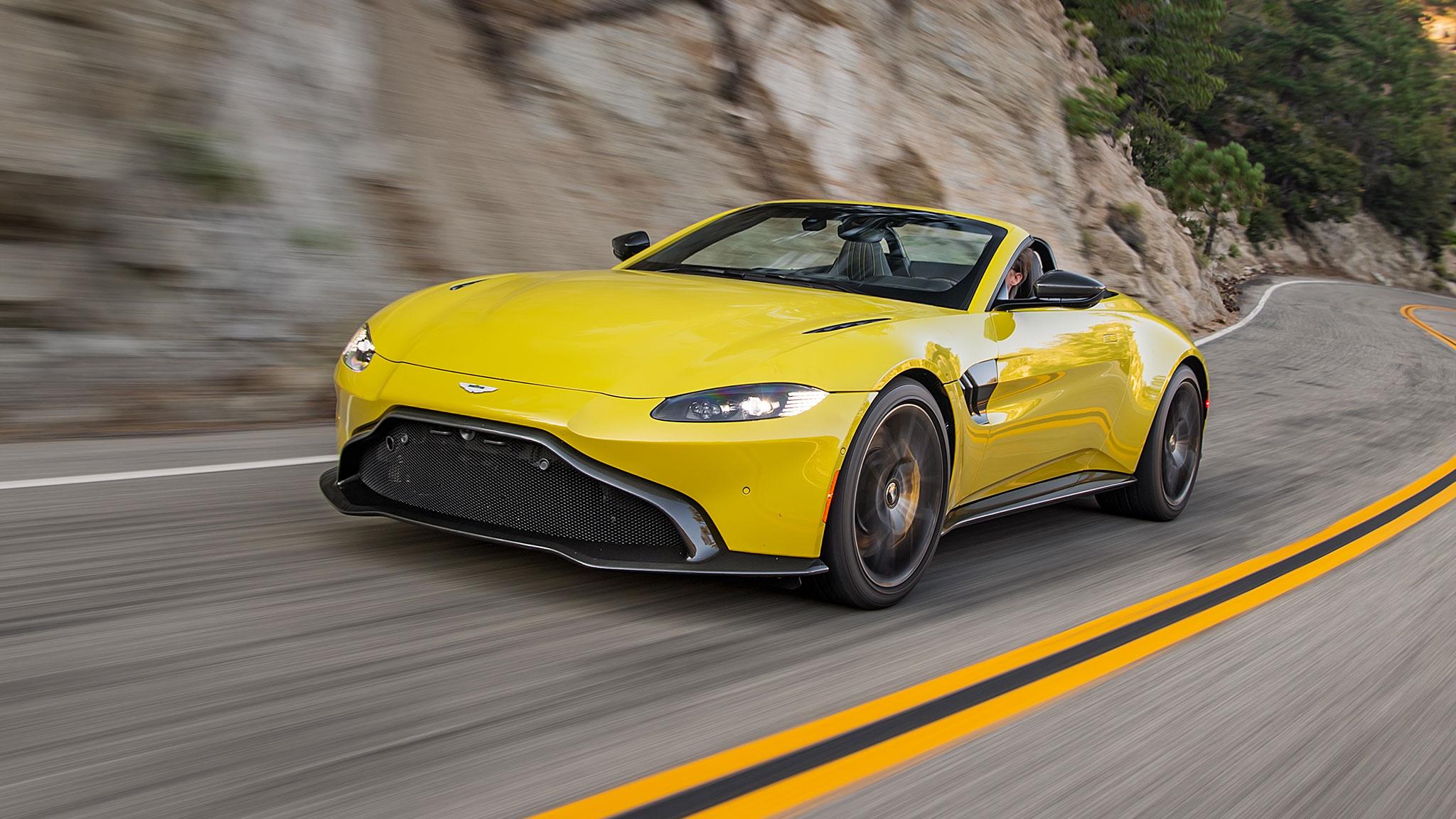 Aston Martin Vantage 2021