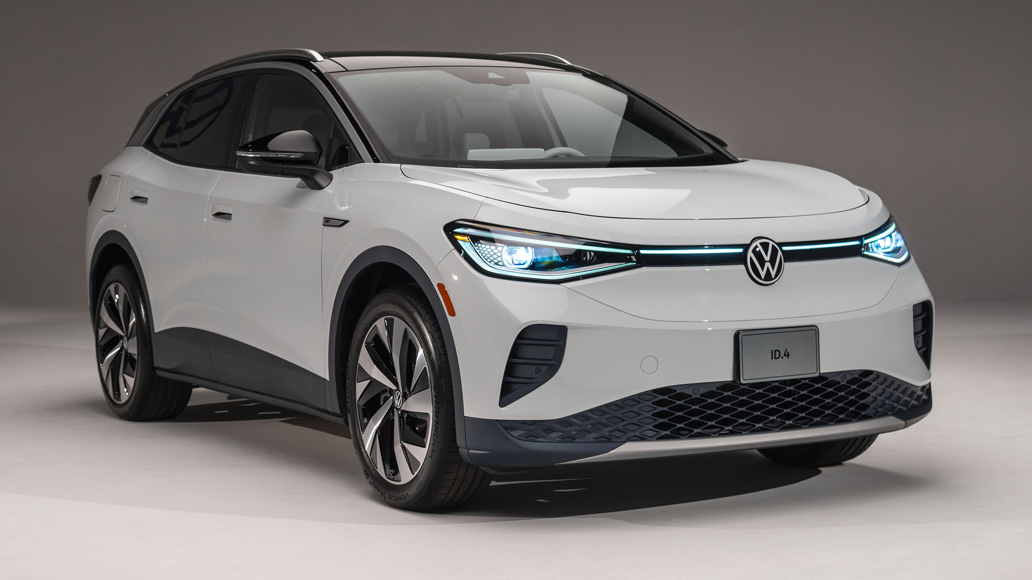 The Volkswagen ID.4 is VW's First Electric-Car Crossover, and It's Almost Here