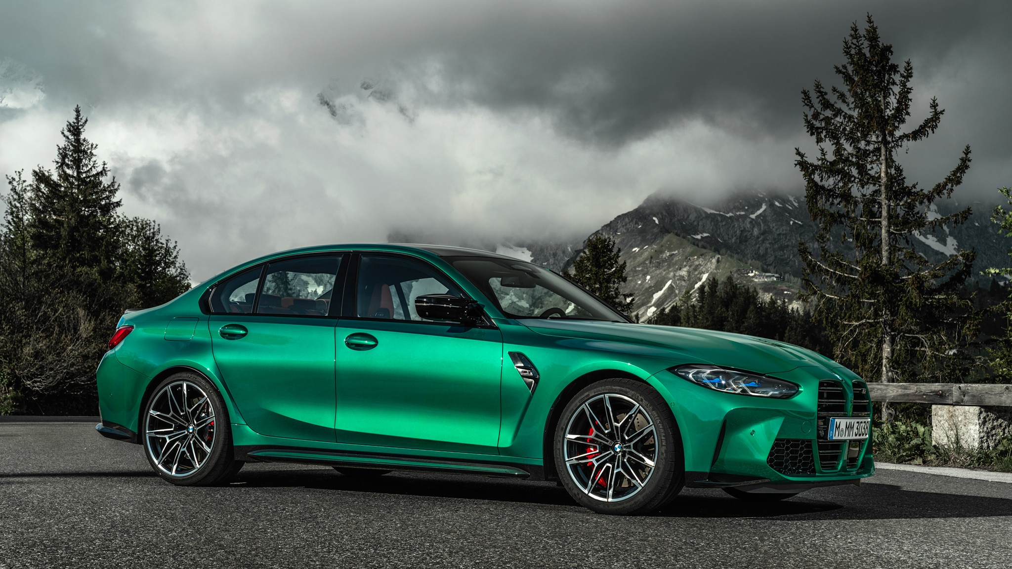 New 2021 Bmw M3 Arrives With M4 Styling 500 Hp