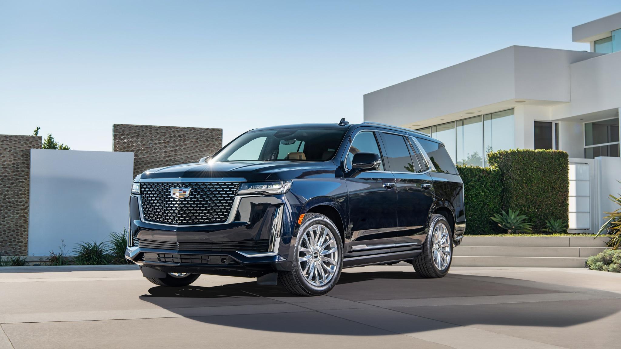2021 Cadillac Escalade First Drive Review: Big, Baller