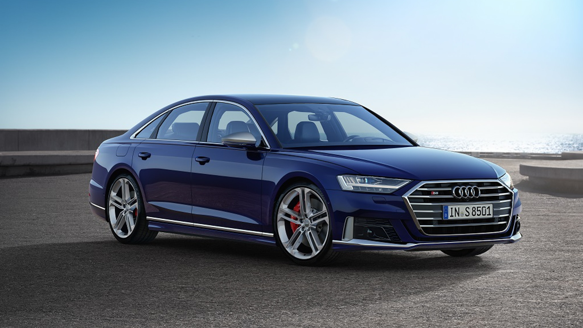 The Audi A8 History Generations Specifications