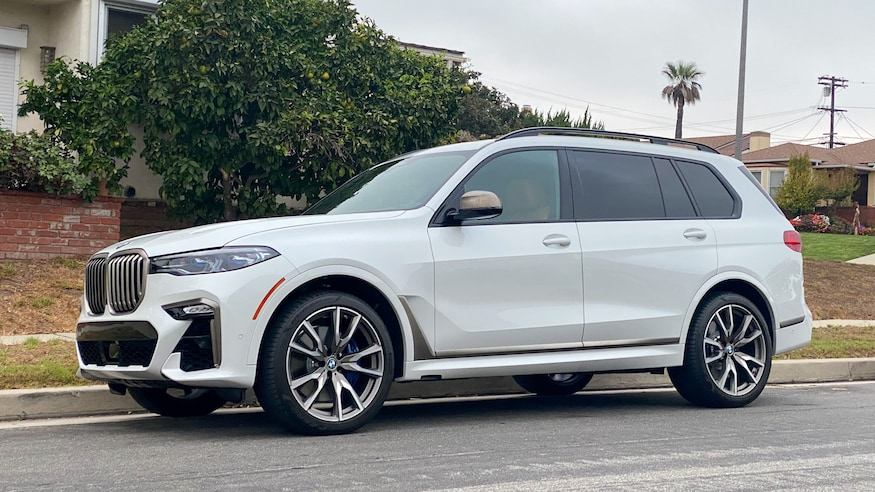 Driven Bmw Gets It Right With The 2020 X7 M50i