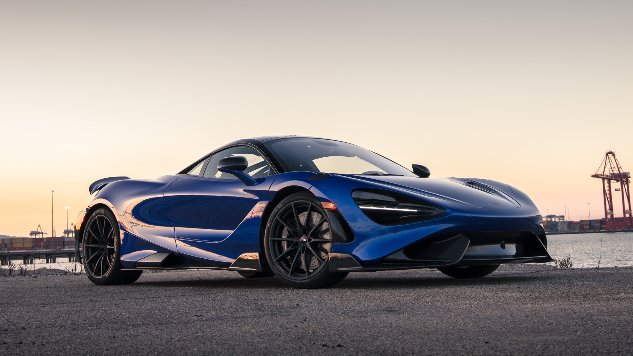 Driven: The 2021 McLaren 765LT Will Warp Your Perception of Speed