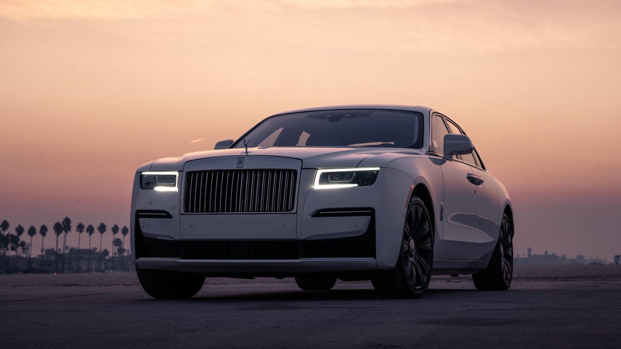 2021 Rolls-Royce Ghost First Drive: Something Different