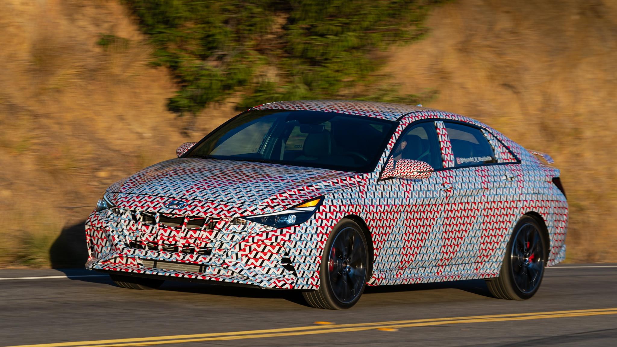 3 Hyundai Elantra N Preview Drive: Worth the Wait!