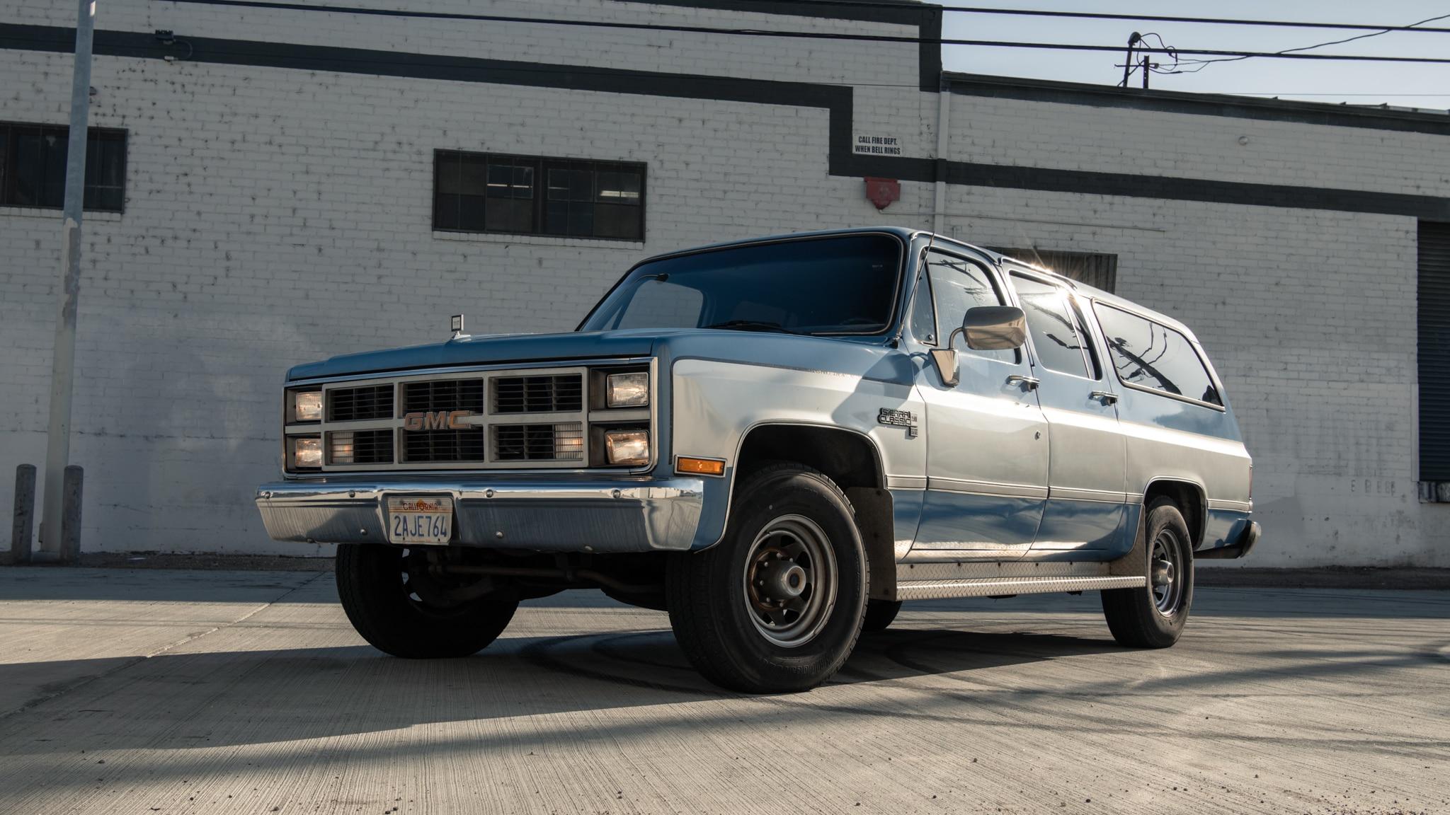 The 1983 Gmc Suburban Diesel Toysmatrix