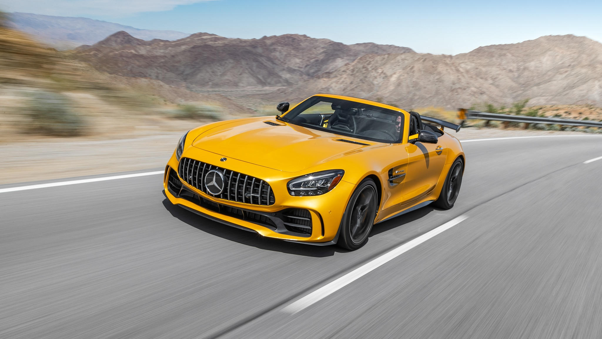 Driven Five Reasons The 2020 Mercedes Amg Gt R Roadster Is A Winner