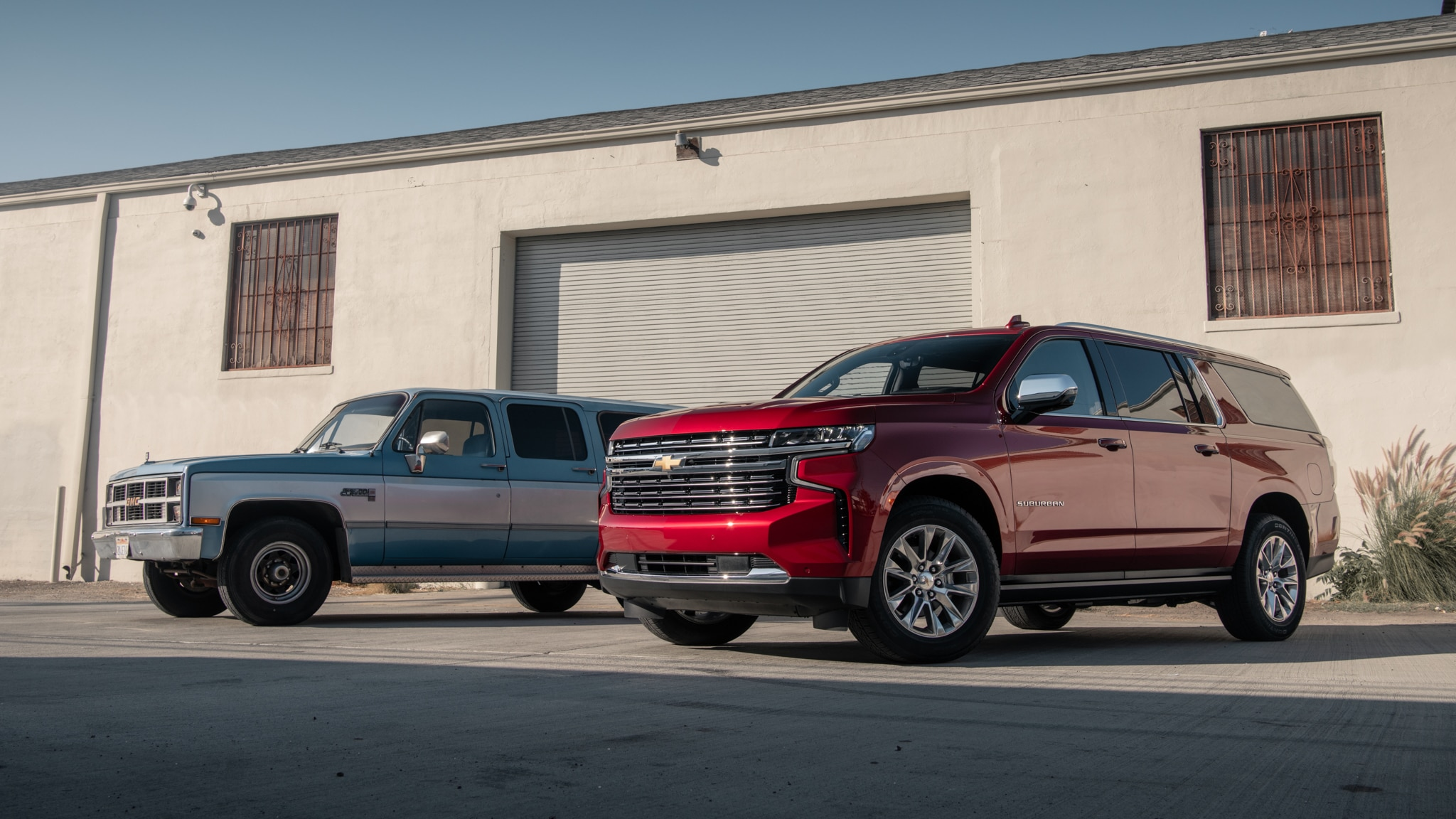 Driving The Diesel Powered 2021 Chevrolet Suburban The One To Buy