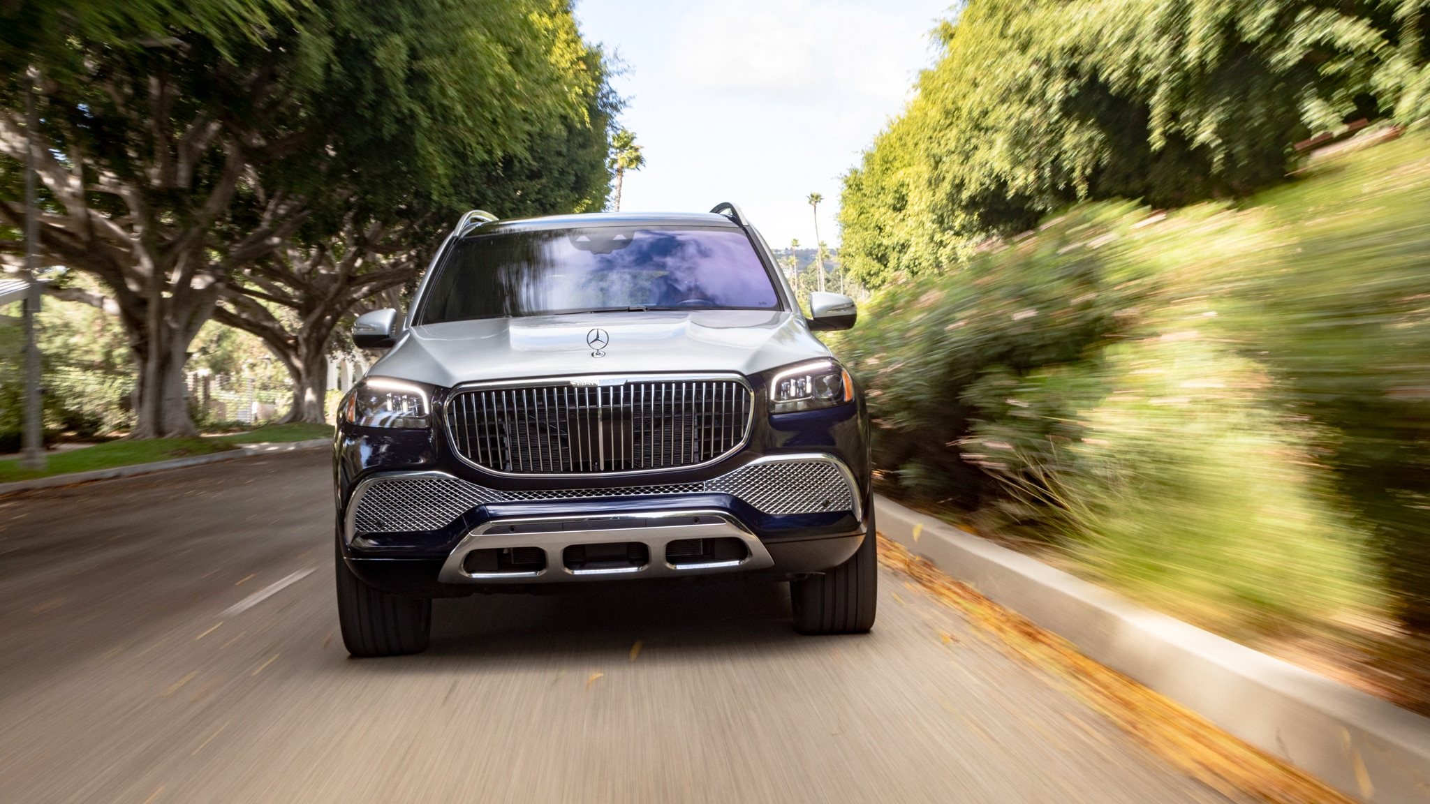 Driven The 2021 Mercedes Maybach Gls 600 4matic Wants You To Live The Good Life