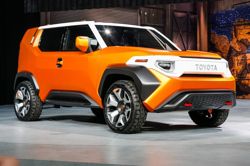 Toyota Ft 4X >> Is The Sweet Toyota Ft 4x Concept Getting The Green Light